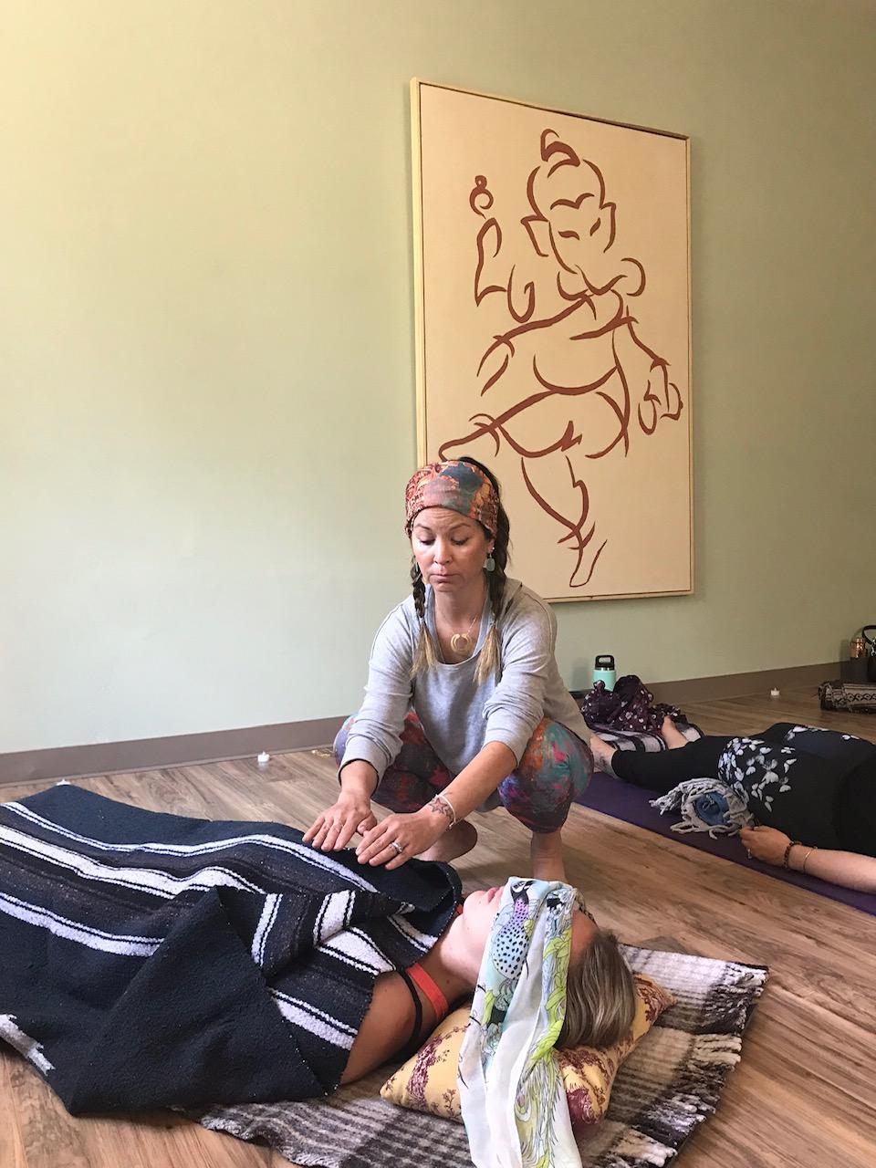 Healing Arts with Zoe Archer - Reiki, Shiatsu, Essential Oils