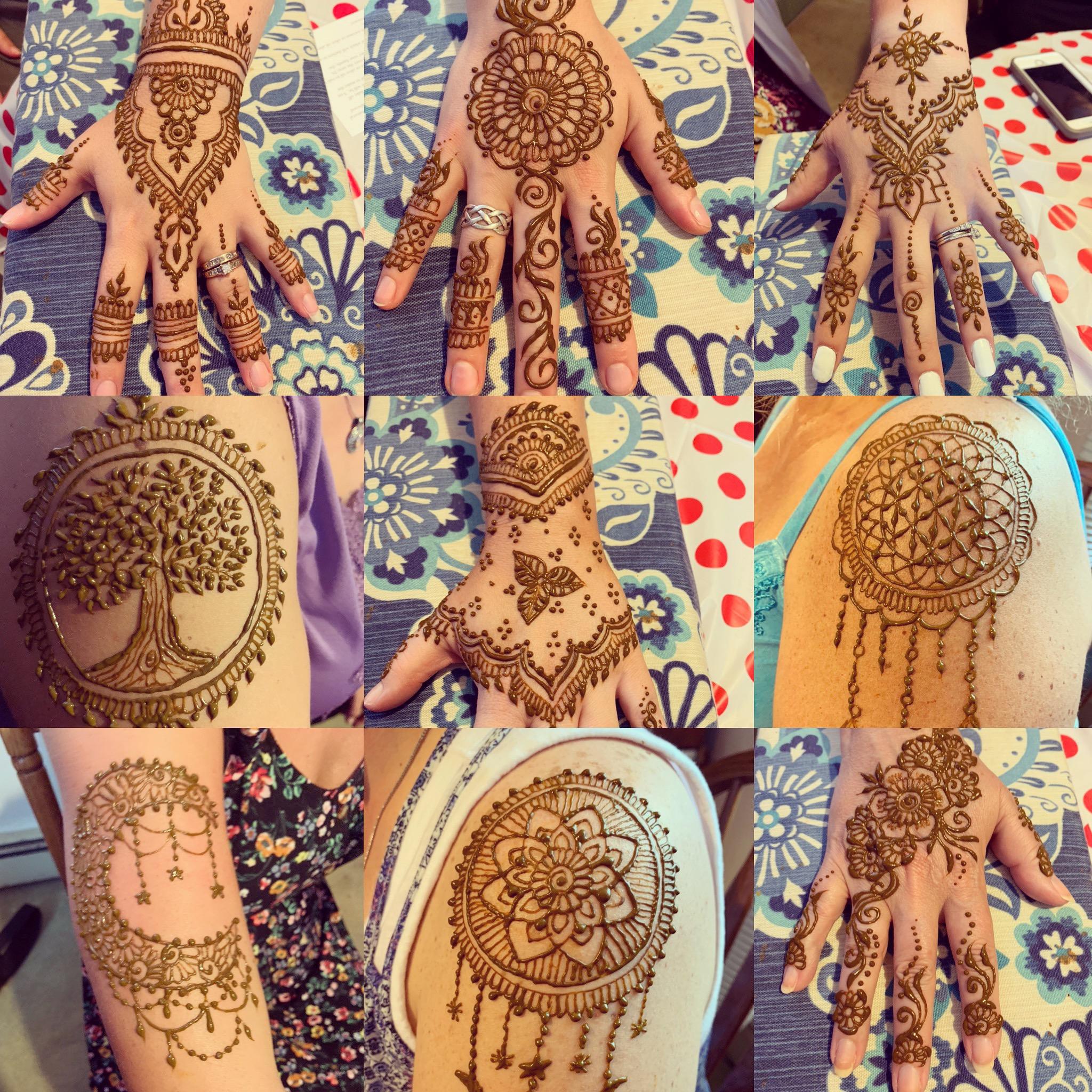 Henna by Aneeta