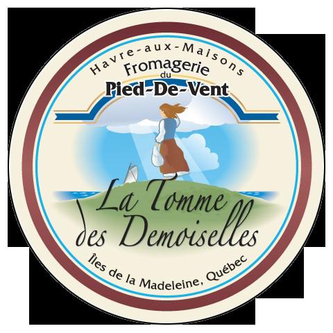 Tomme des Demoiselles logo