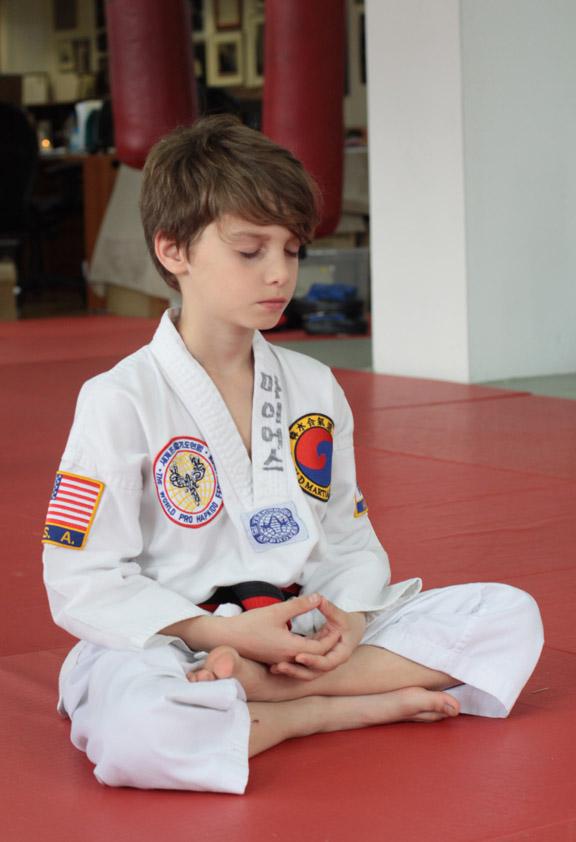 Meditation and Ki Training — World Martial Arts Center