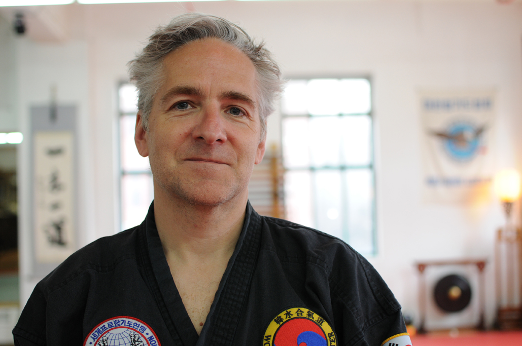 World Martial Arts Center - Black Belt Holger Thoss