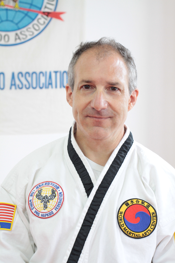 Senior Instructor John Romano  is a native New Yorker born in Brooklyn.   He is a 3rd degree black belt.  John has trained with Sabumnim Herbert for nearly 15 years and has taught and assisted over 500 classes in HapKiDo and Judo.  As a compliment to training at WMAC, John has also trained in other forms of HapKiDo as well as Judo and Kumite Ryu Jujitsu.