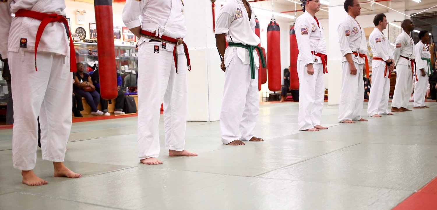 Instructor Training  - Sabumnim is teaching an instructor training seminar. Saturday June 10th 2 - 4pm $90