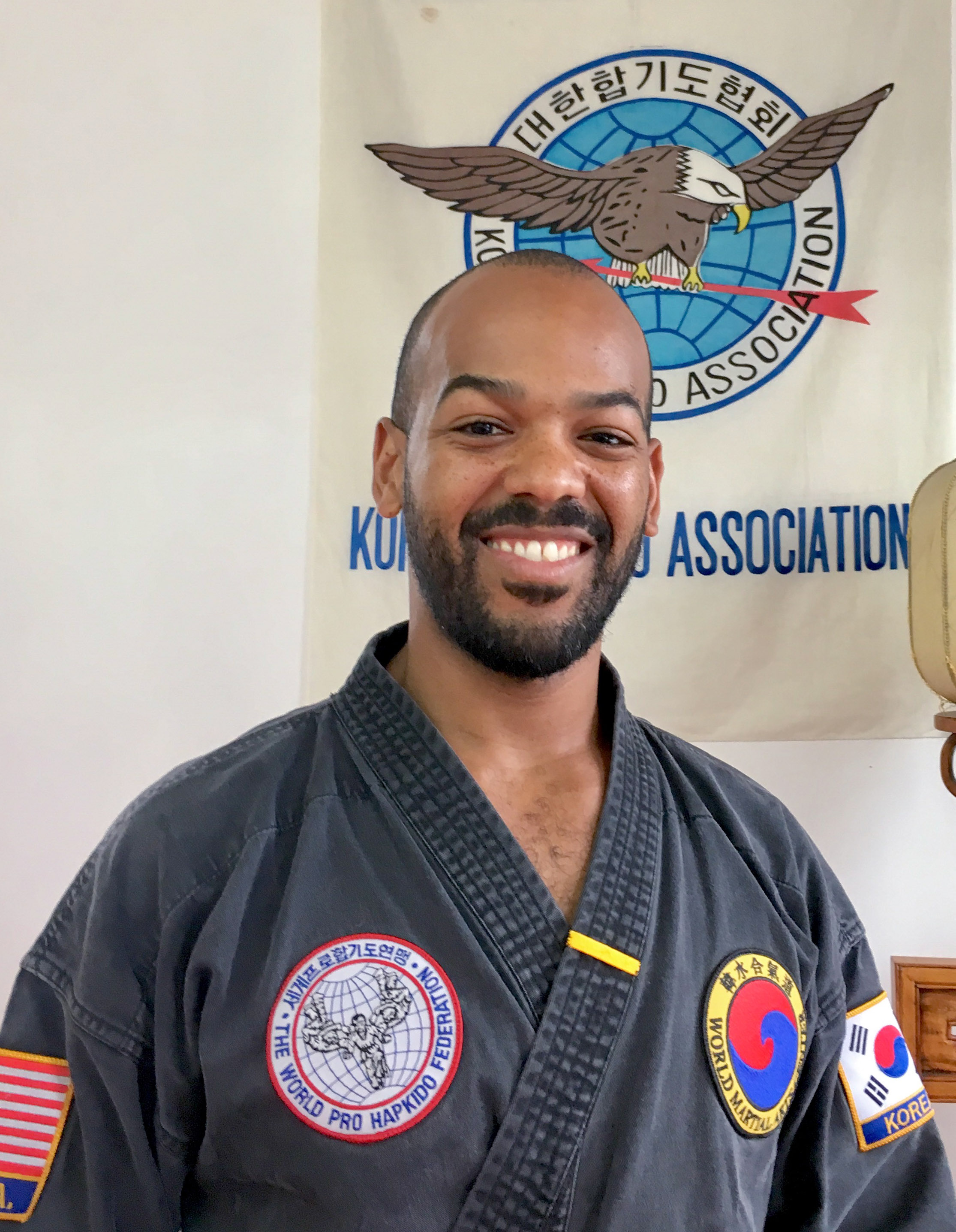 Certified Instructor Jacques Philipe   Piverger  began studying martial arts when he was 5, and earned his black belt in HapKiDo from Sabumnim David Herbert in 2015. His children are also practitioners of hapKiDo. Jacques-Philippe has maintained a daily transcendental meditation practice for many years, which he credits for an increasing sense of peace and oneness. He is an entrepreneur having founded or co-founded a number of for profit and for purpose enterprises. He received his undergraduate from Georgetown University and an MBA from Dartmouth. He was a Term Member of the Council on Foreign Relations and he's been designated a Young Global Leader of the World Economic Forum.