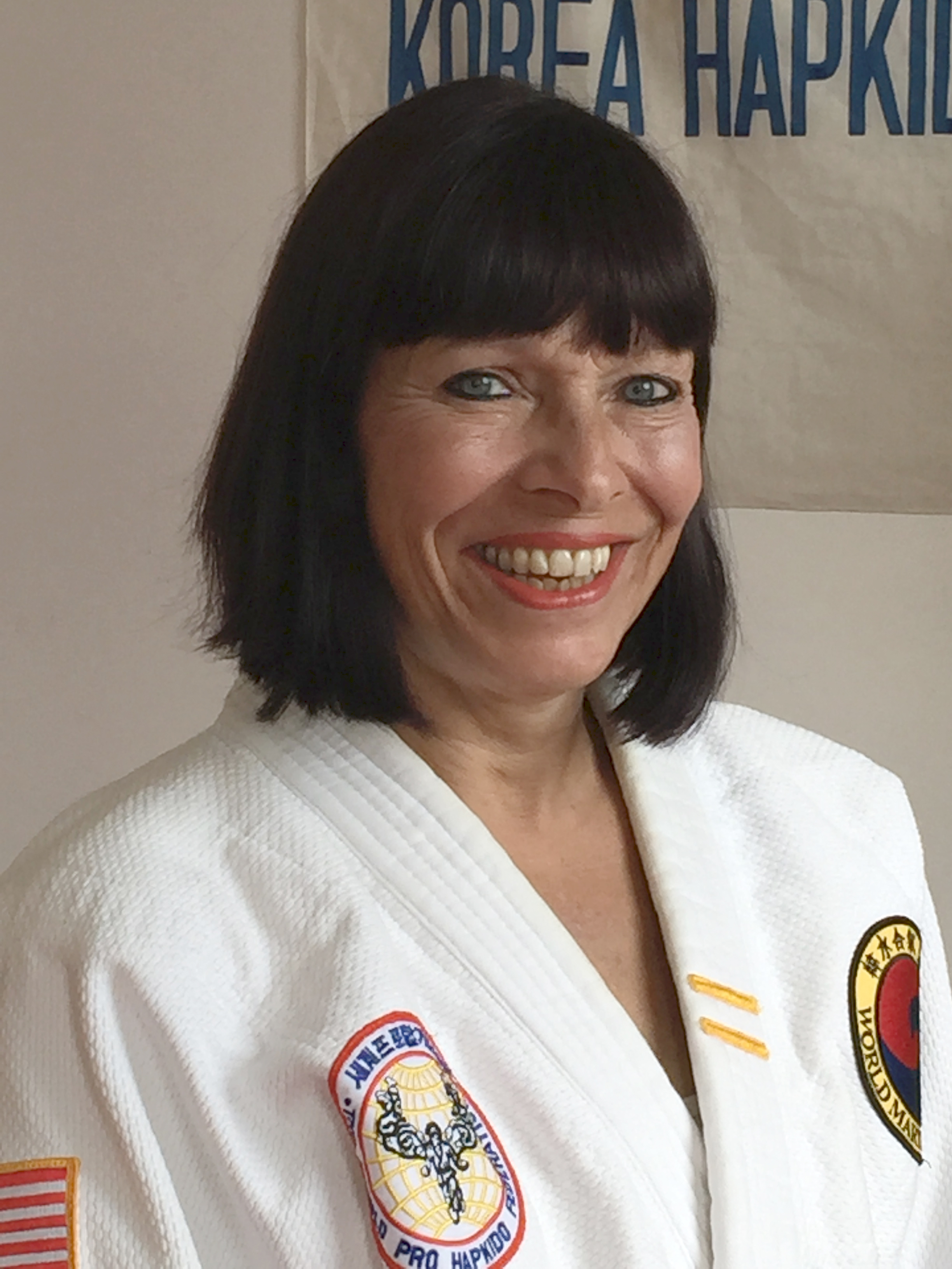 Certified Instructor Janet Rutkowski  has been training in different martial arts styles for 20 years. She started training in Hapkido at WMAC over a decade ago, and is currently preparing for her 2nd dan black belt. Janet is passionate about teaching children, which she has been doing at WMAC for 7 years. She is loved and cherished by many of our WMAC kids. Janet is an accomplished metal sculptor, and has her work shown in many NYC and upstate galleries.