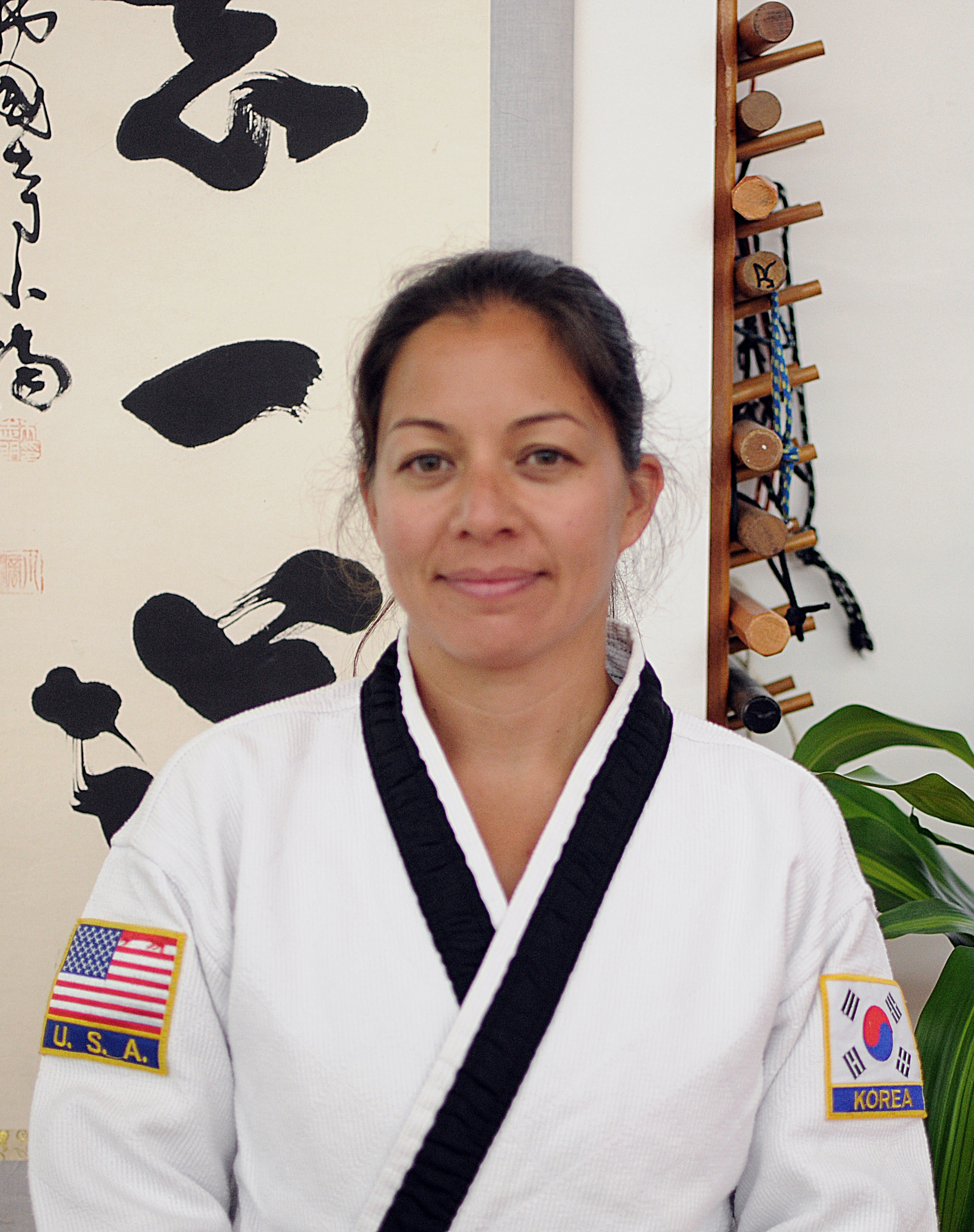 Senior Instructor Michelle C. Alcala  is a 2nd degree black belt and began studying HapKiDo under Master Herbert at WMAC in 2001.  She has taught and assisted, children and adult HapKiDo and Judo classes at WMAC for over a decade.  She has also studied Judo, Capoeira and Yoga.  She believes that studying Hapkido provides many beneficial aspects such as; self defense, physical fitness, focus, perseverance, leadership and overall well-being and she is dedicated to instilling these values in her teachings.