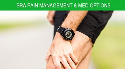 SRA Pain Management & Med Options