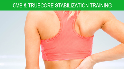 Spinal Stabilization Training - 5MinuteBack & TrueCore