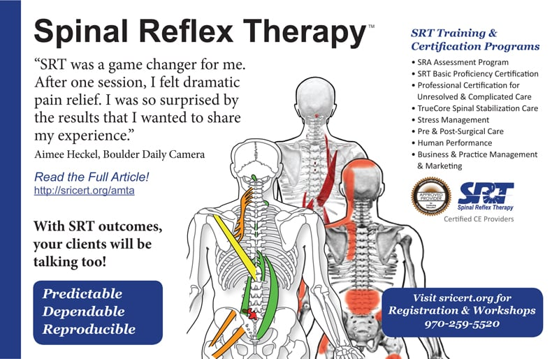Spinal Reflex Therapy - AMTA