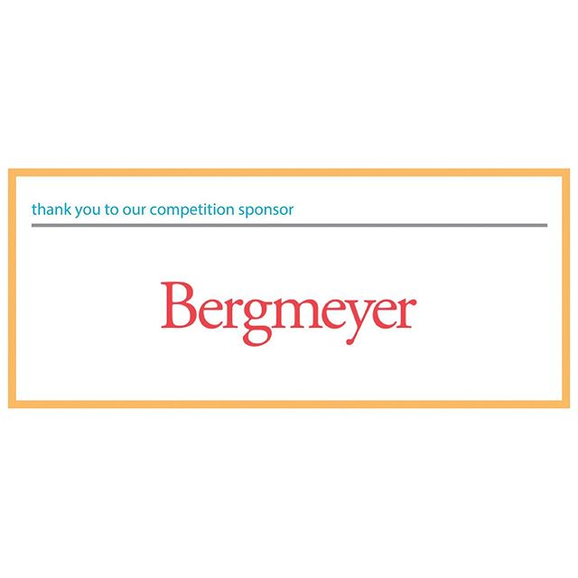 Big thanks to this year's Gold Level Competition sponsor @bergmeyer_associates! • Design professionals, are you interested in helping sponsor this year's event? Check out our website (interiordesigncareerday.com) for more information or send us an email at interiordesigncareerday@gmail.com! • Students, sign up today! Registration is now open and competition entries can be submitted! Check out our website (interiordesigncareerday.com) for more information!