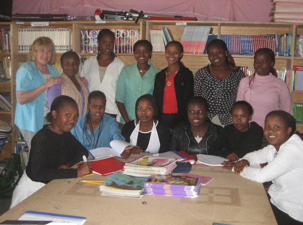 Successful interns continue to college and university in Kenya. After graduation, they will marry a man of their choice and begin their careers in pharmacy, teaching, accounting, etc. One of our college graduates is the BEADS program manager.