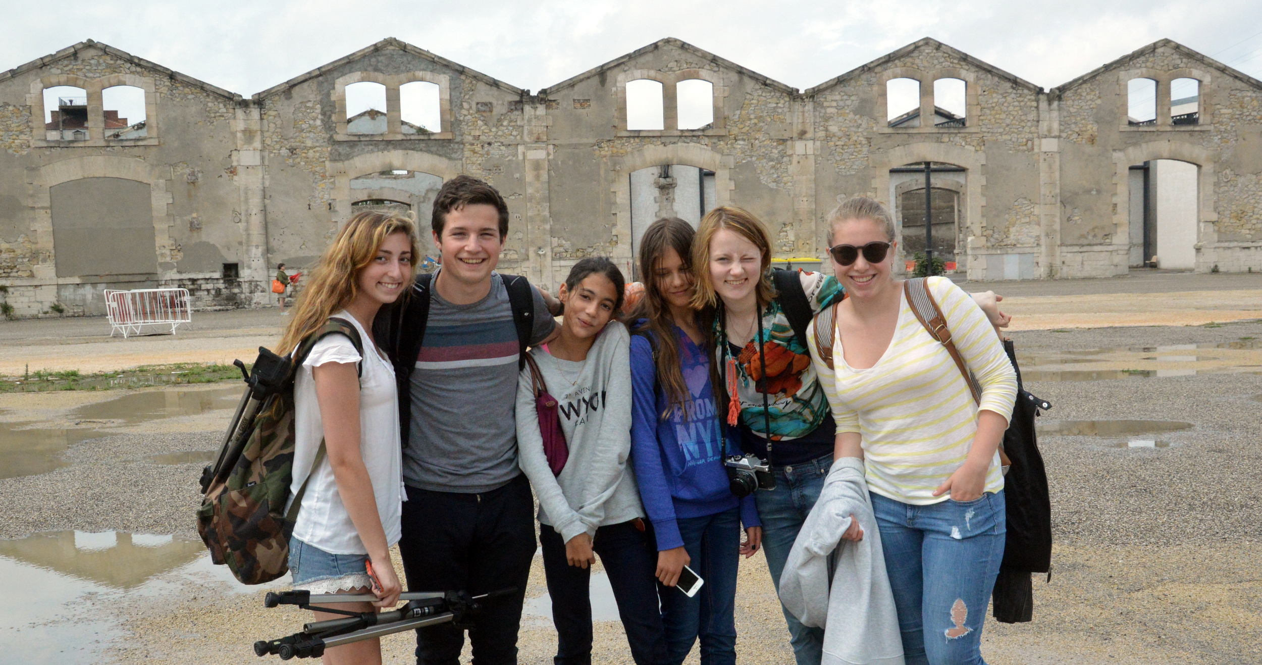 An excursion to Les Rencontres d'Arles summer photography festival