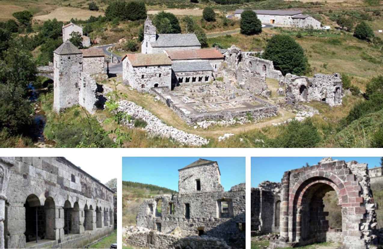 Architecture summer program for high school students, 12th century abbey southern france