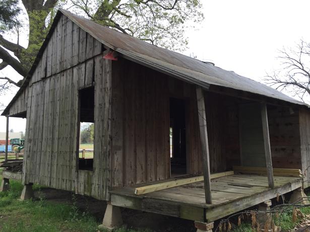 Levon's Boyhood Home