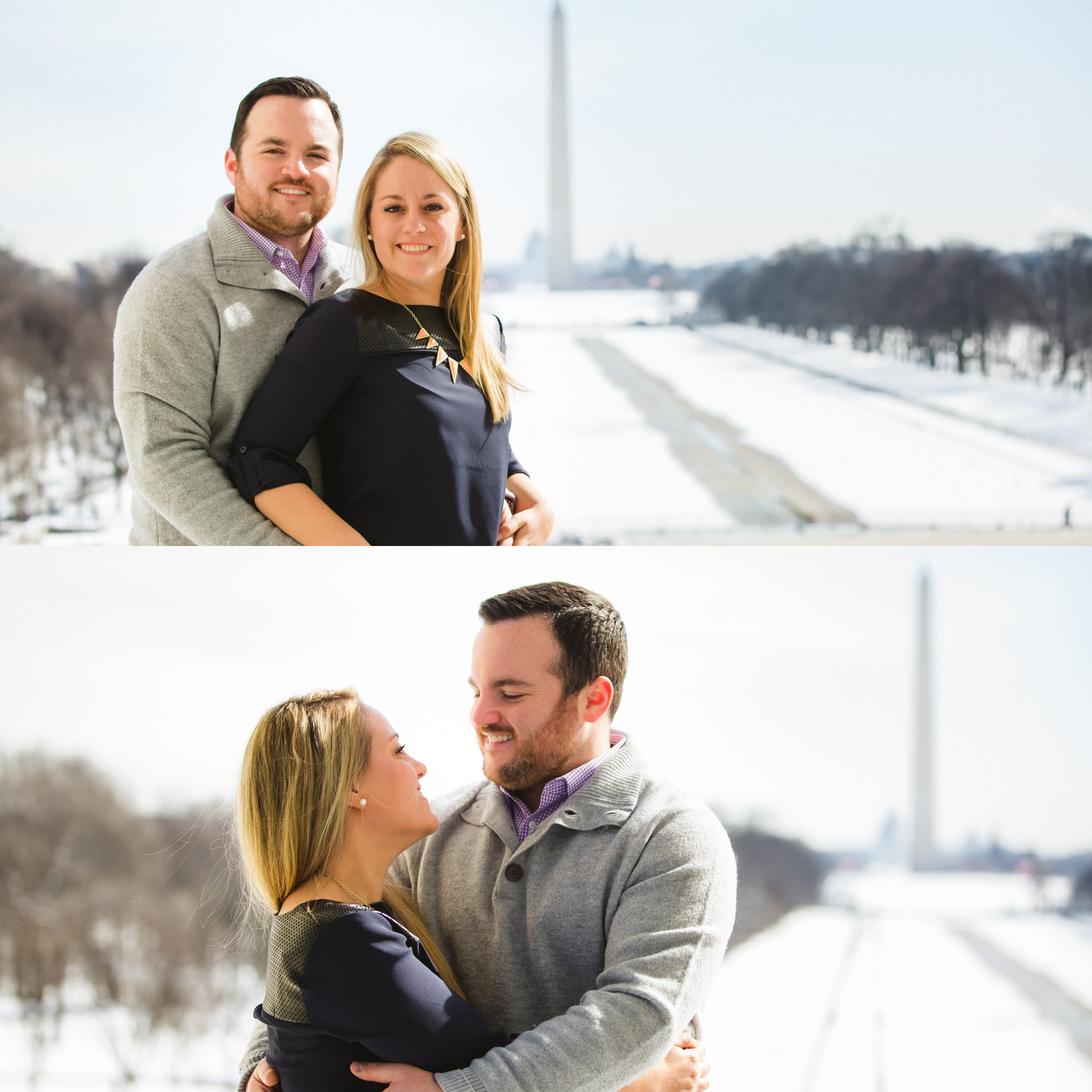 Washington, DC Engagement sessions_Vness Photography