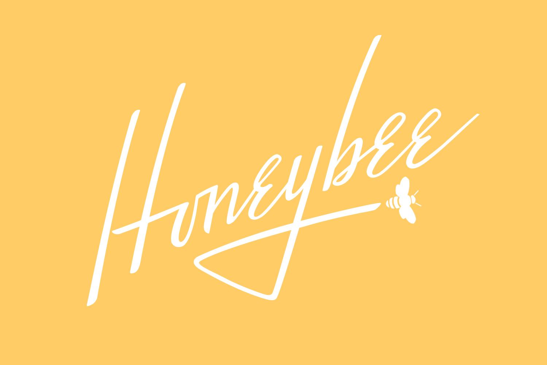 Hand-Lettered-logo-by-Erin-Ellis+Honeybee-Guitars-3.jpg