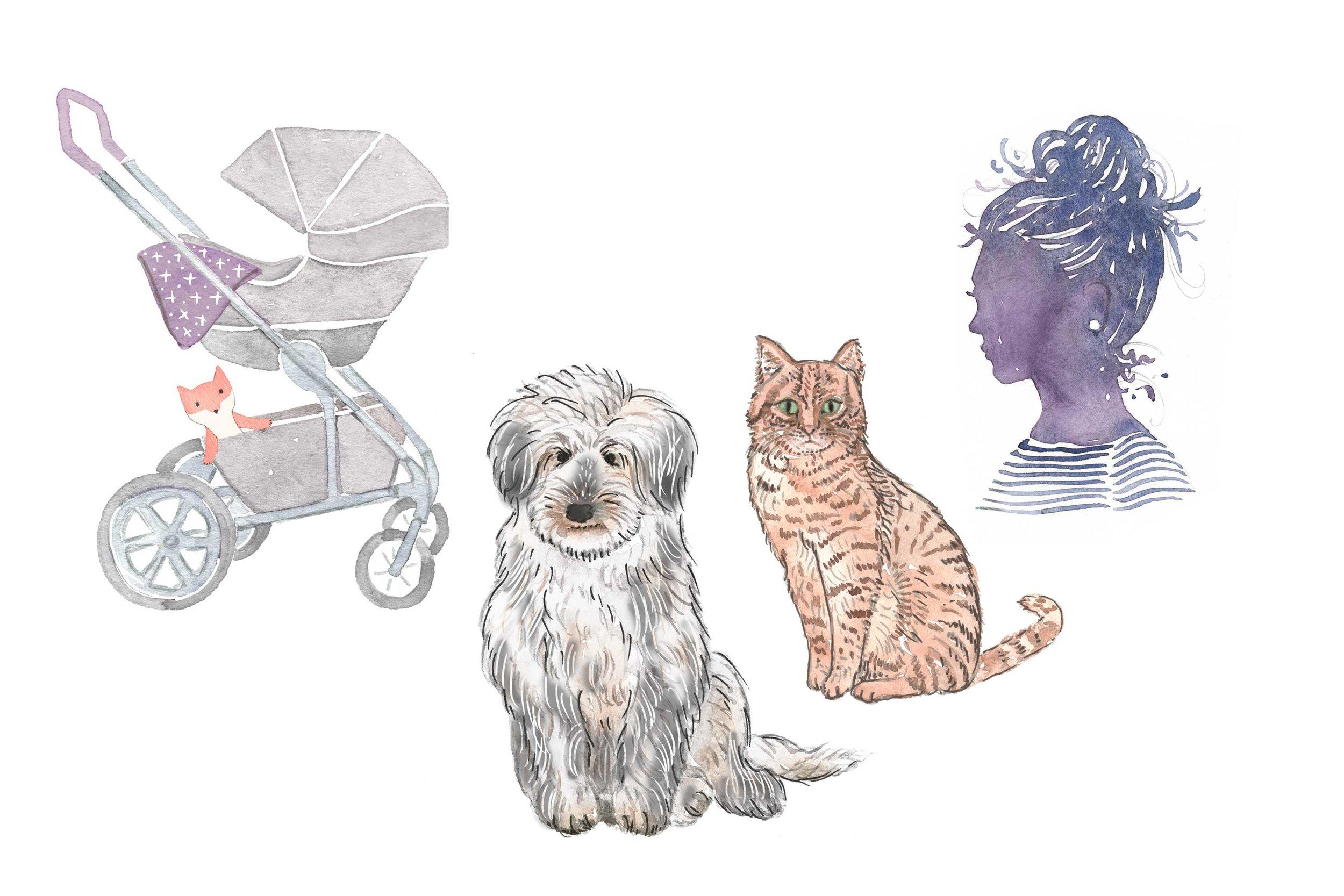 erin-ellis_lifestyle_watercolor_illustrations_family_pets_well+good.jpg