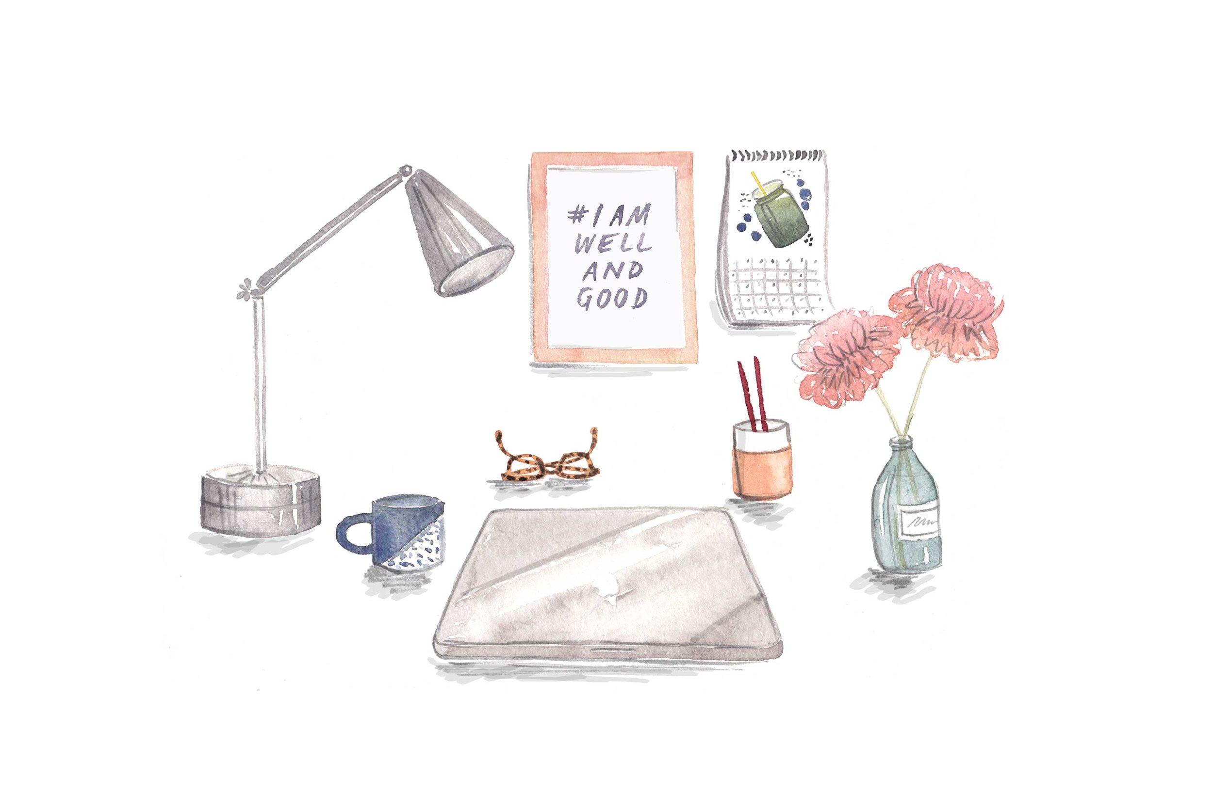 erin-ellis_lifestyle_watercolor_illustrations_pretty_desk_well+good.jpg