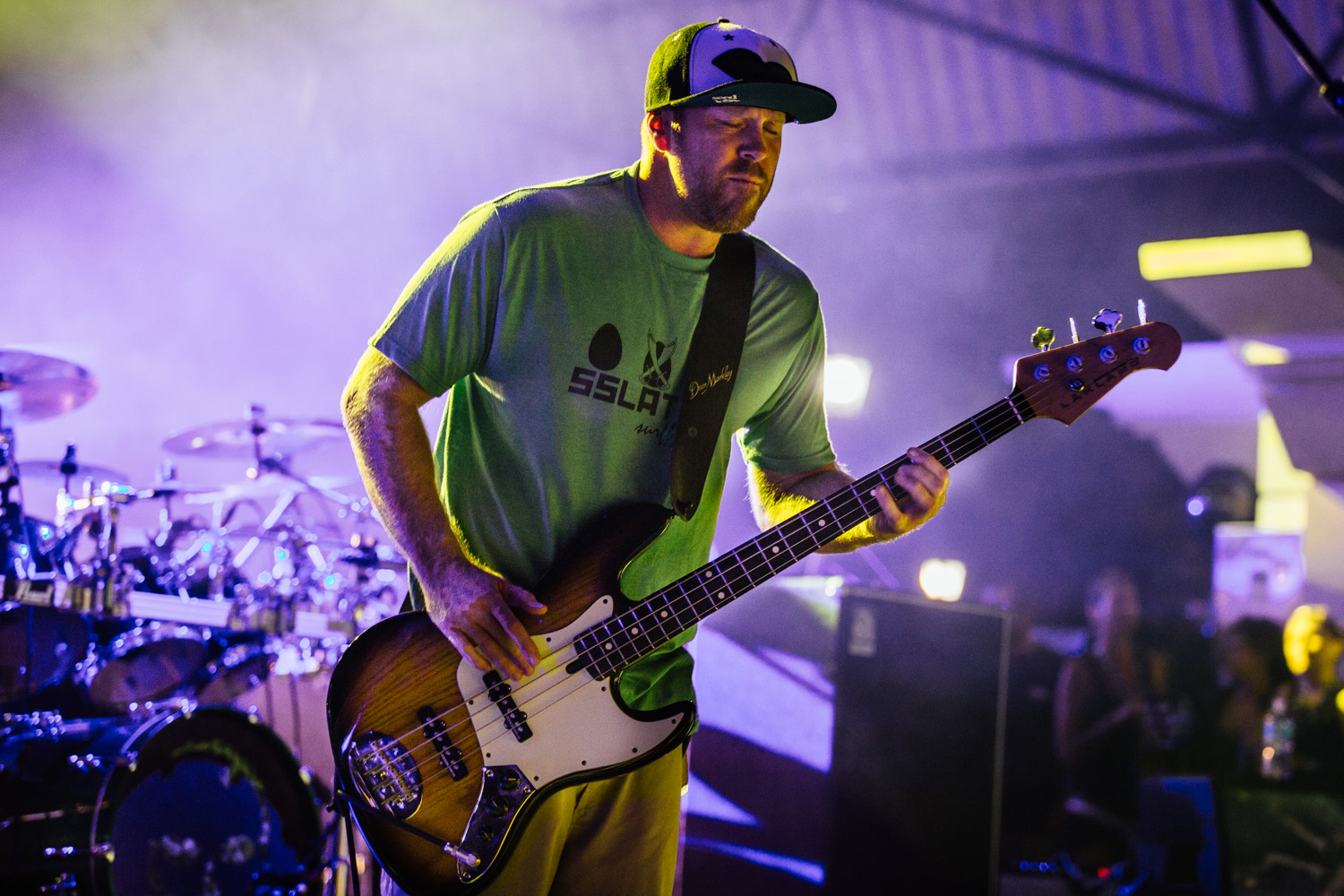 Kyle McDonald of Slightly Stoopid