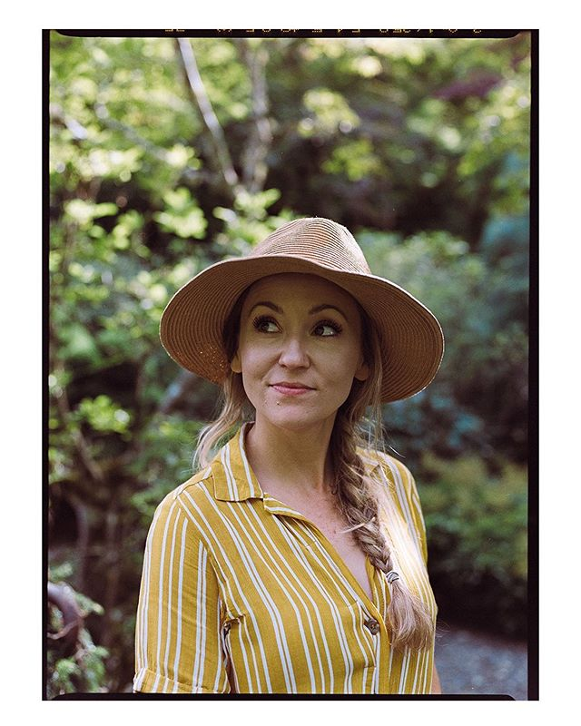Dora* the flower explora' . . . . * @ashtonree #120mmfilm
