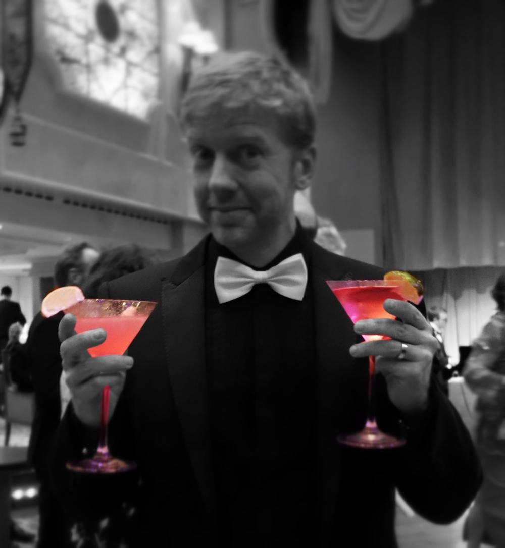 So I like pink cocktails. What of it? Free country and all that, eh?