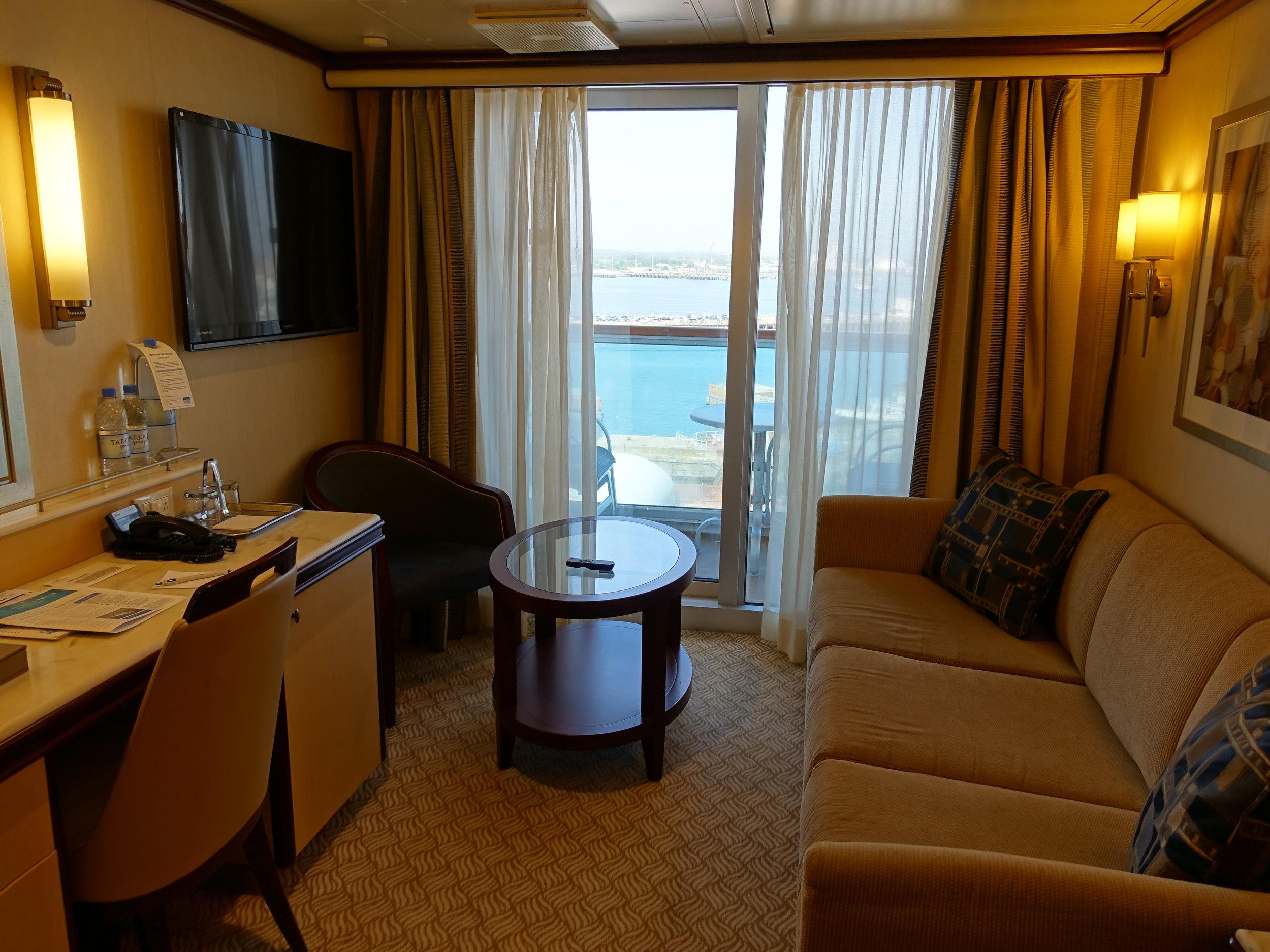 The mini suite