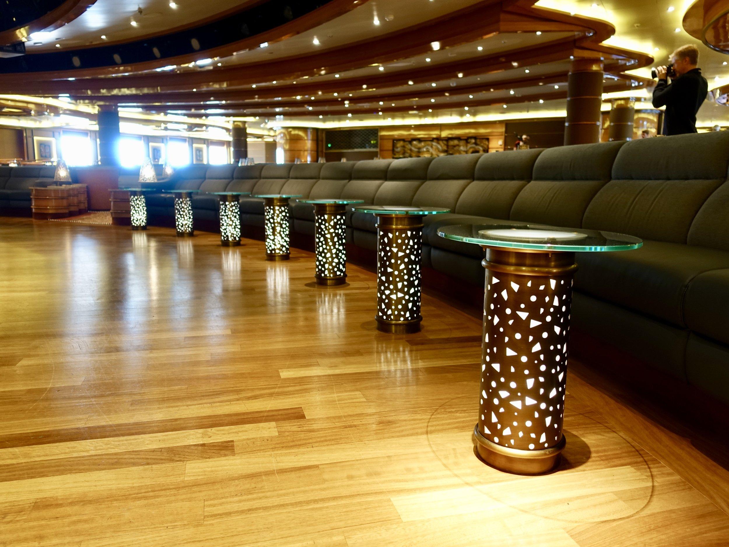 The Vista Lounge