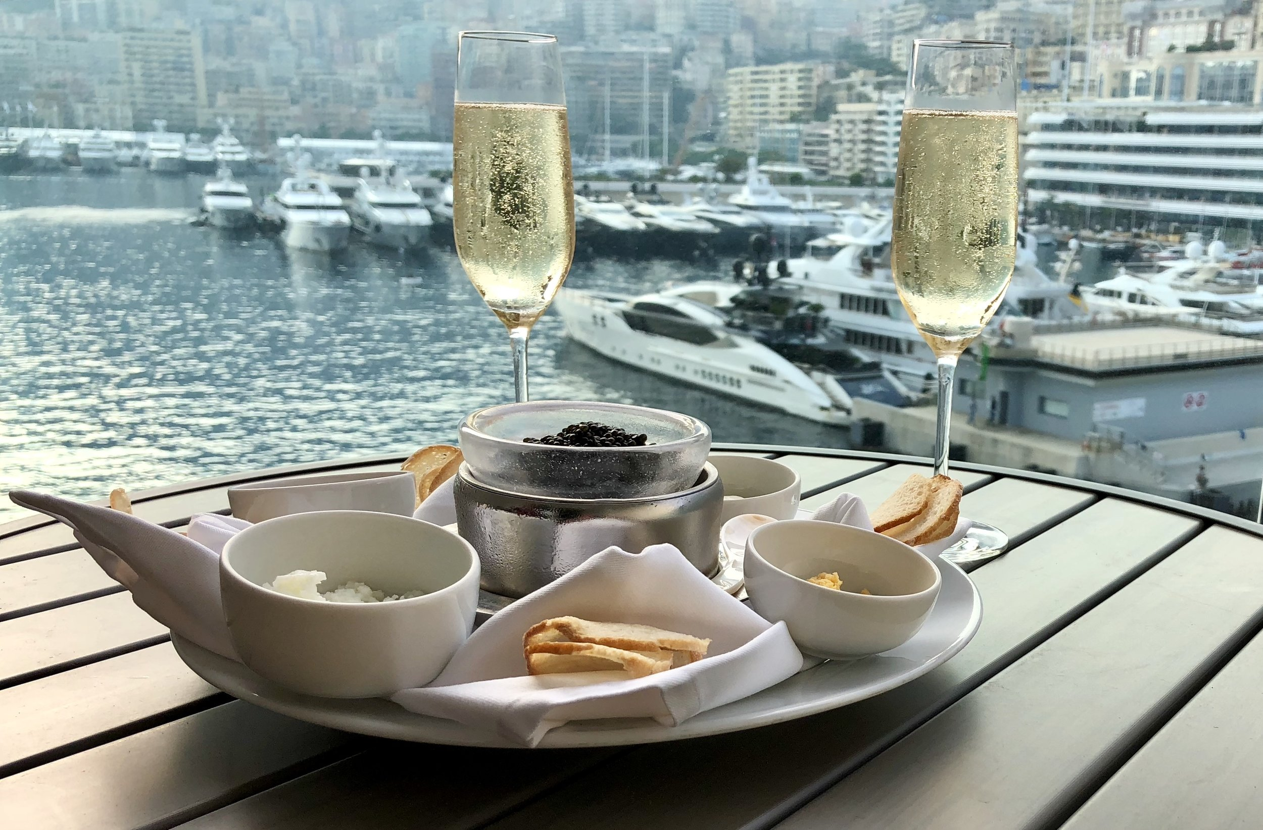 THIS is Seabourn living.
