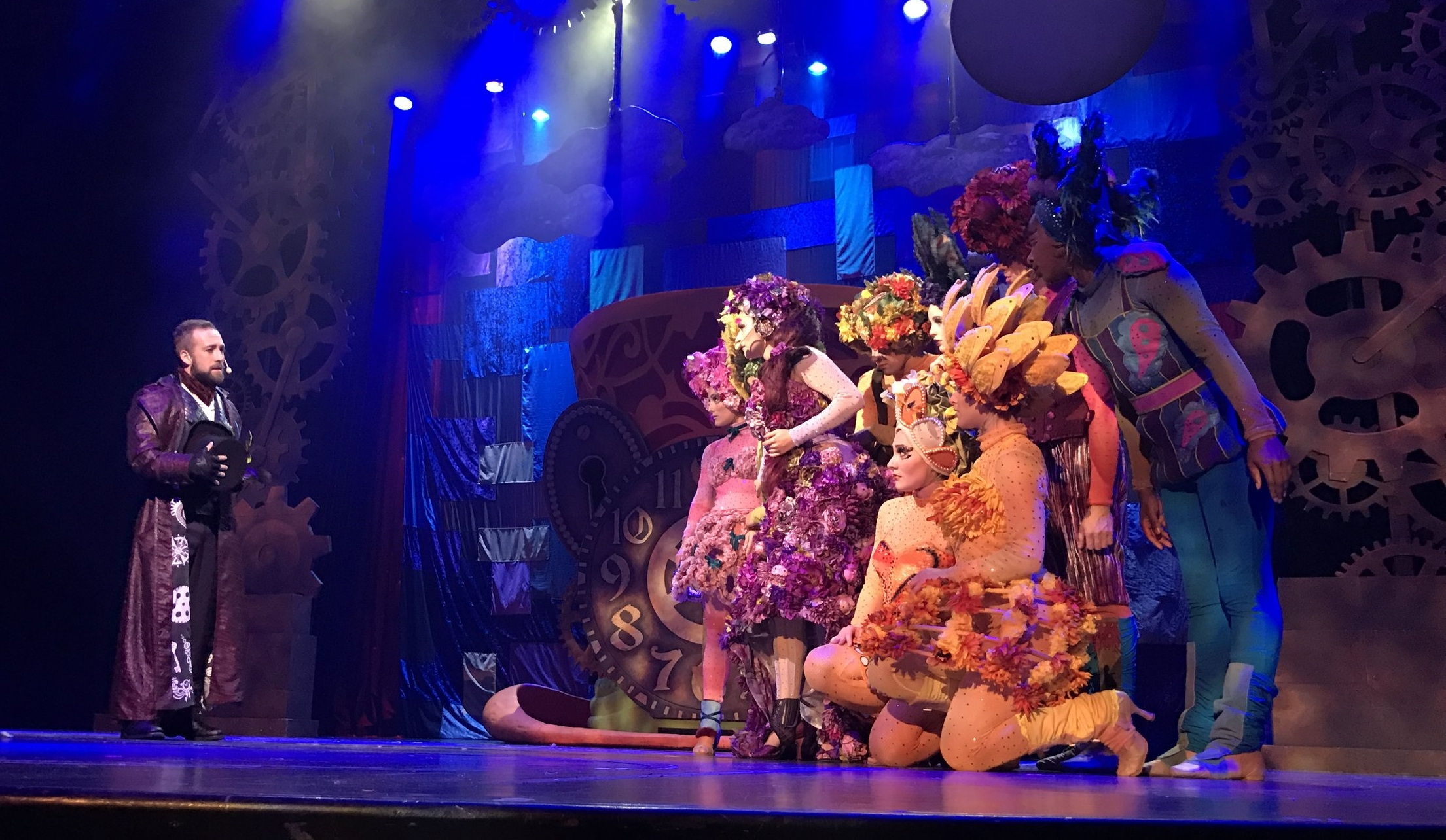 A glimpse of the fantastic productions on board Celebrity Eclipse.