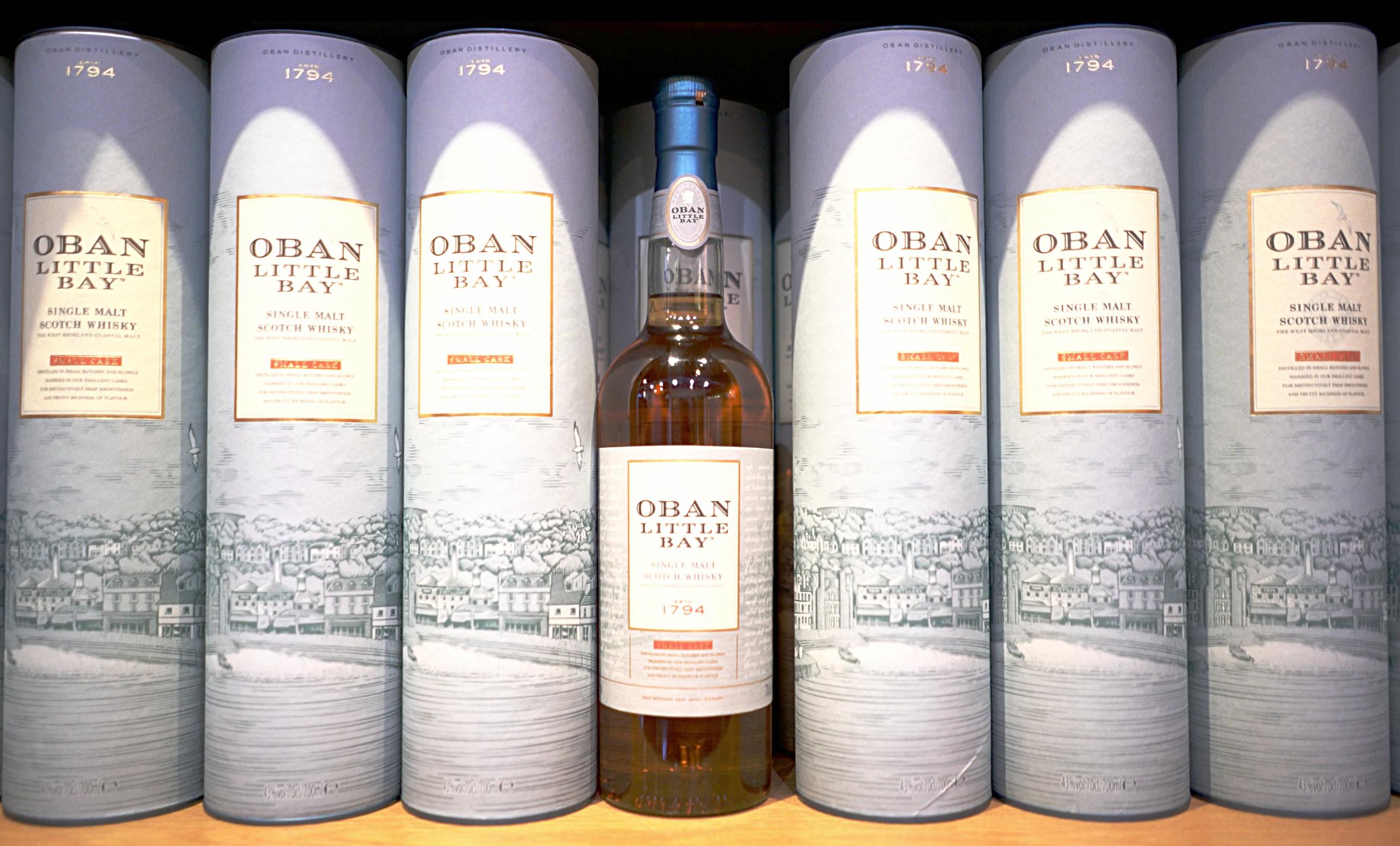 Oban Little Bay Whisky