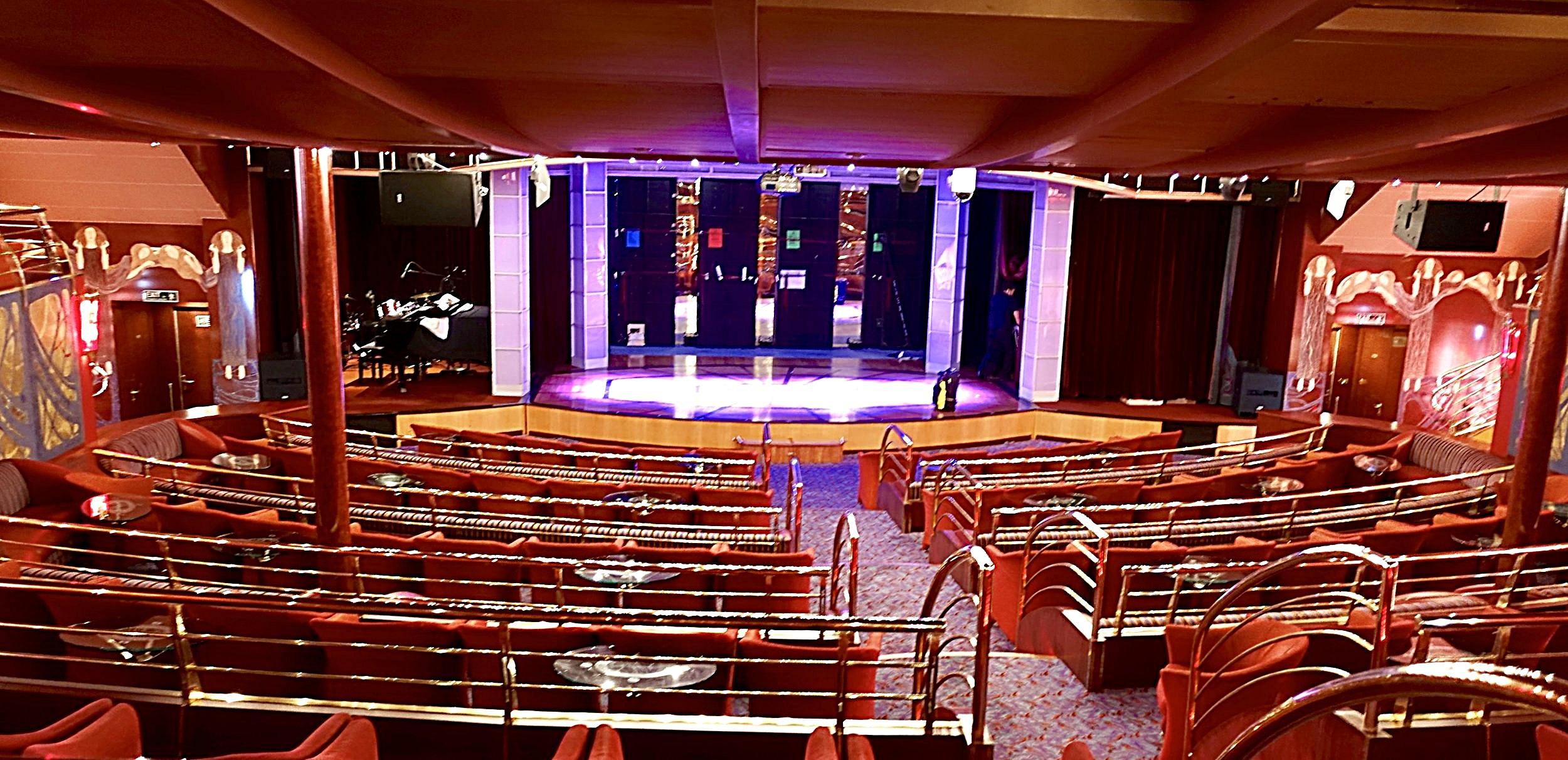 The rather grand theatre.