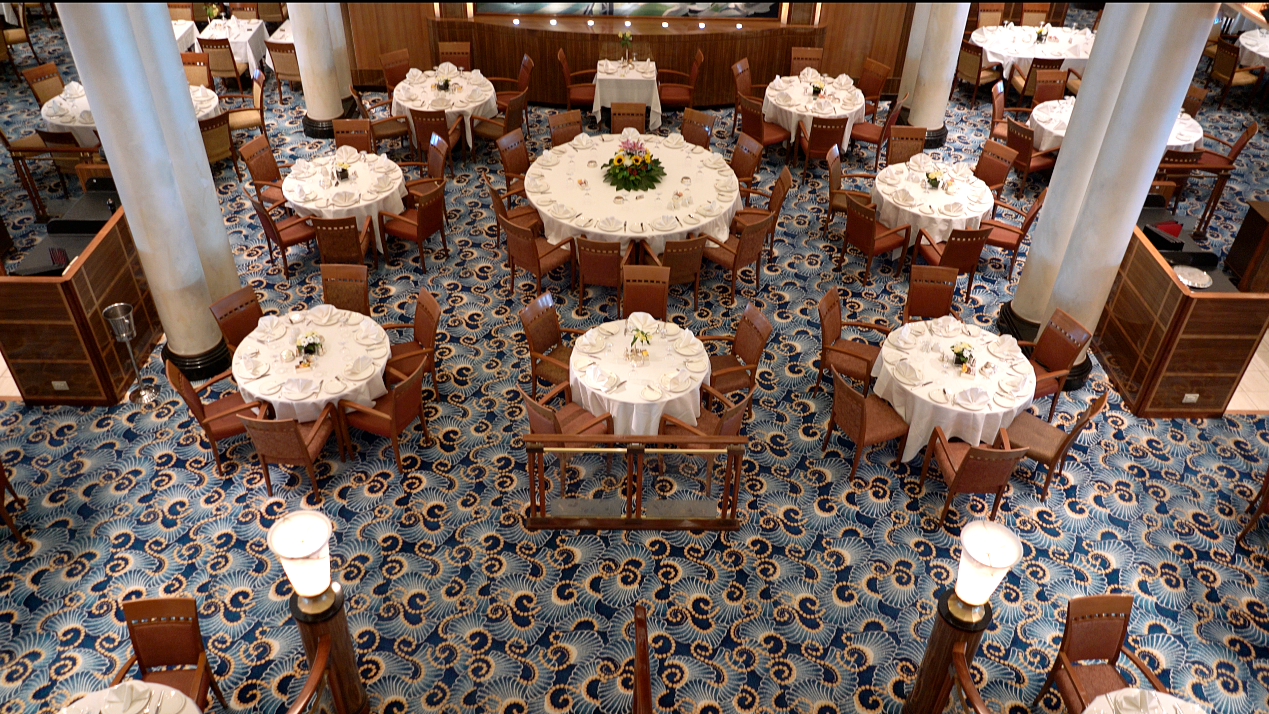 The lower level tables