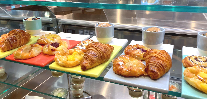 Breakfast party platters.