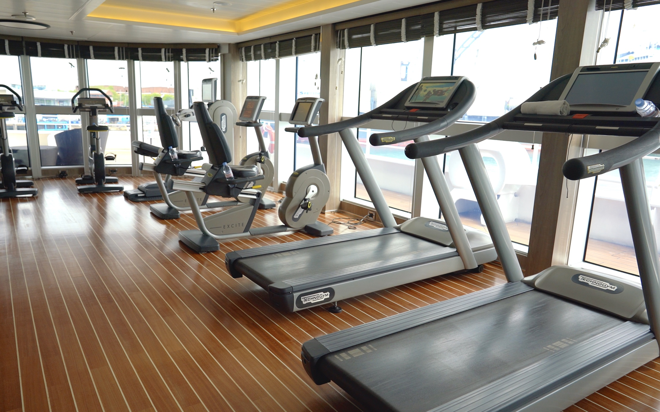 L'Austral gym.