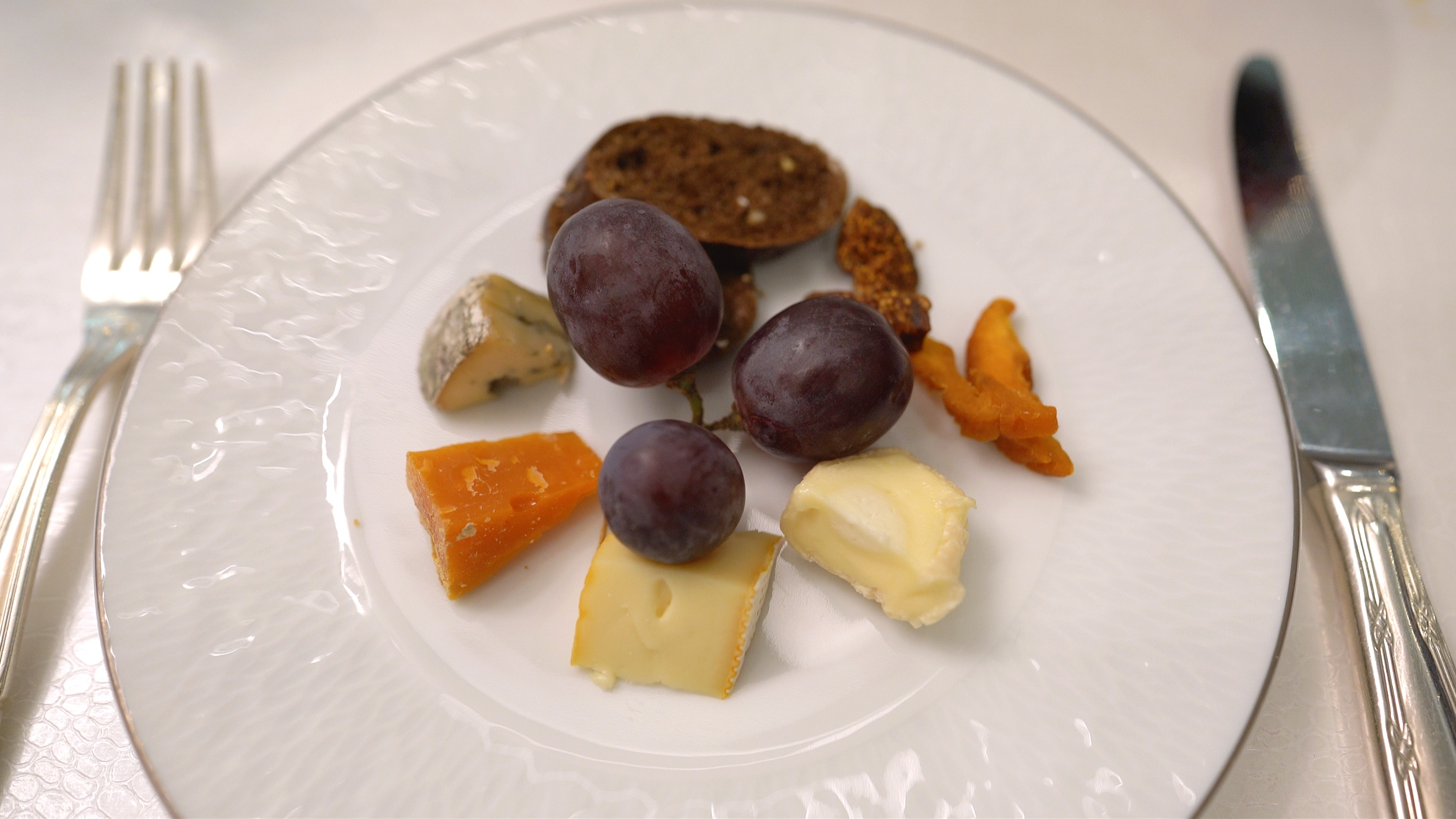 Perfect cheese plate