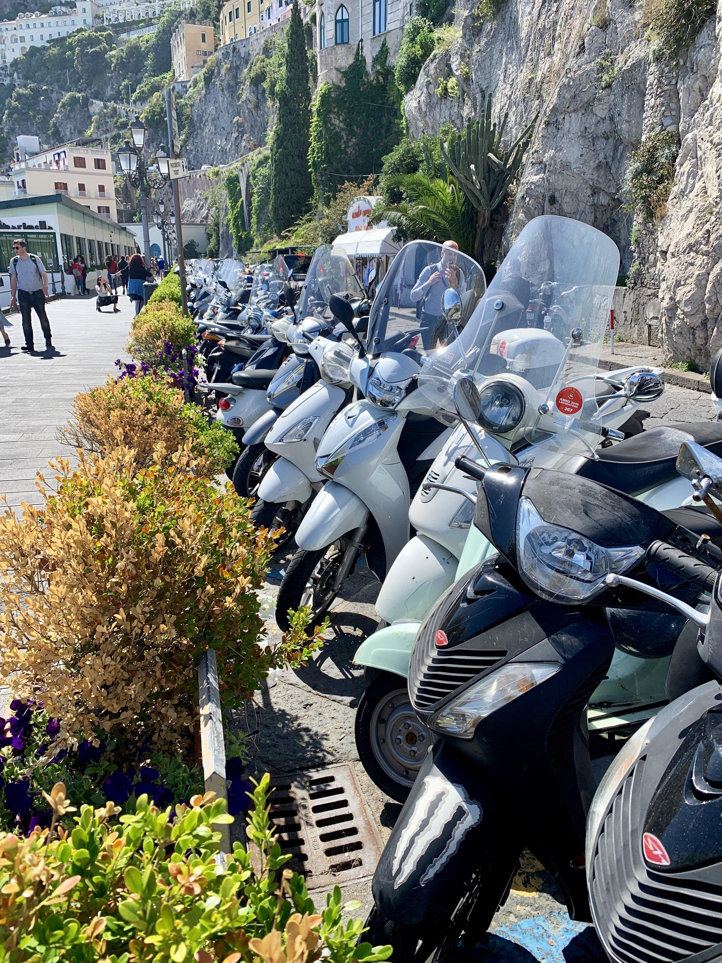 Stunning Amalfi!