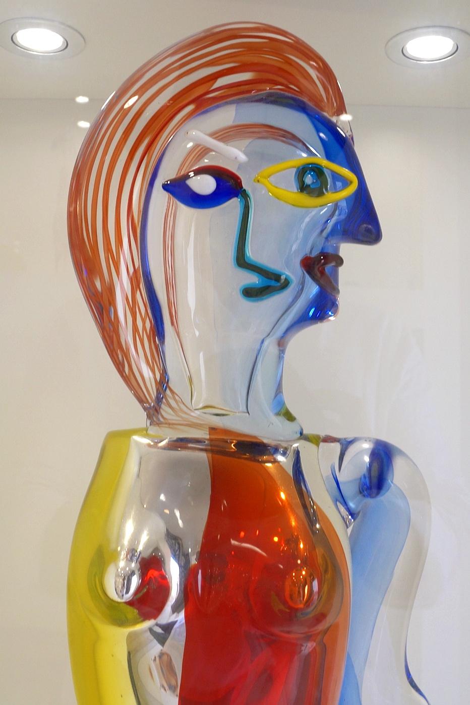 Stunning glasswork.