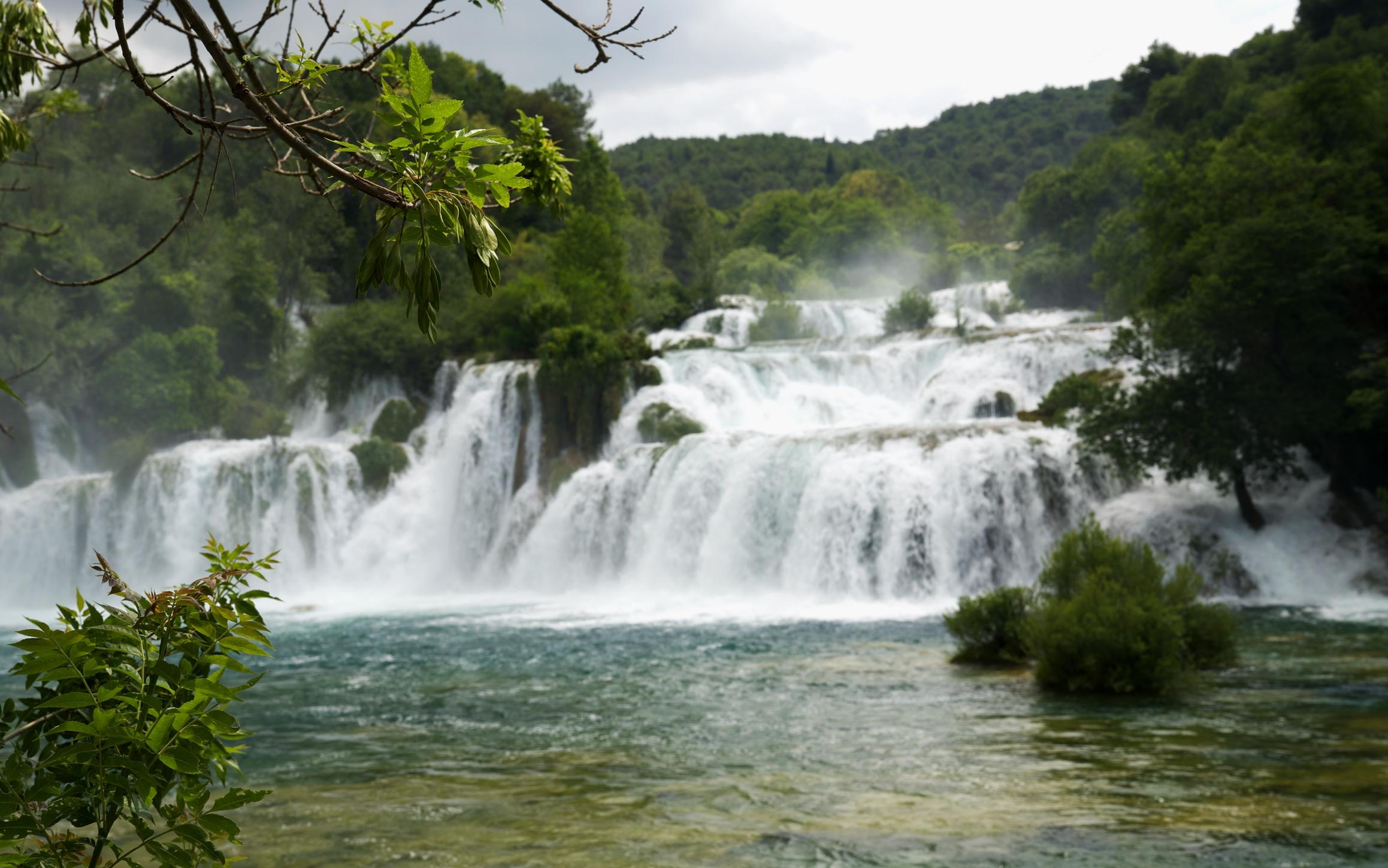 Krka National Park.