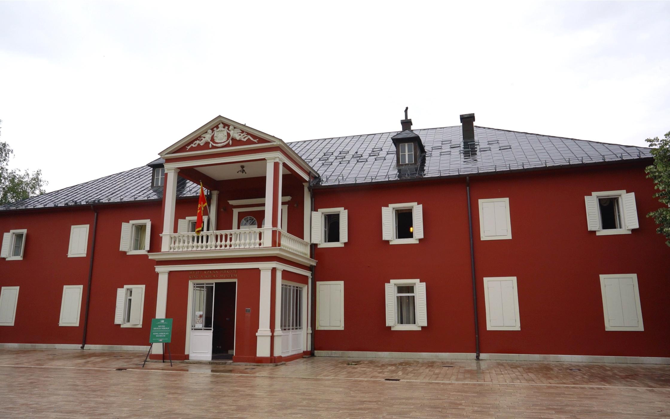 Cetinje Palace.