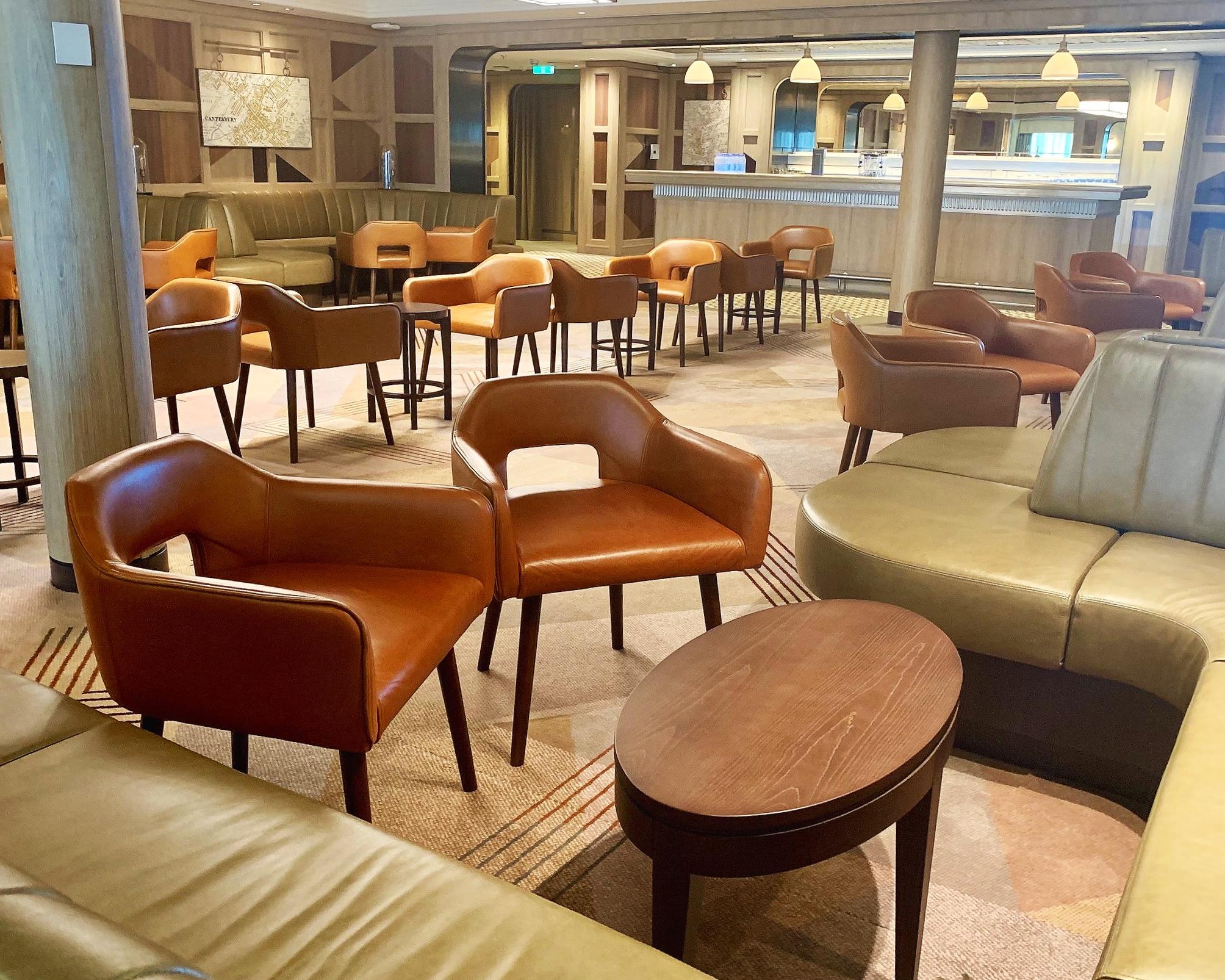 The South Cape bar.