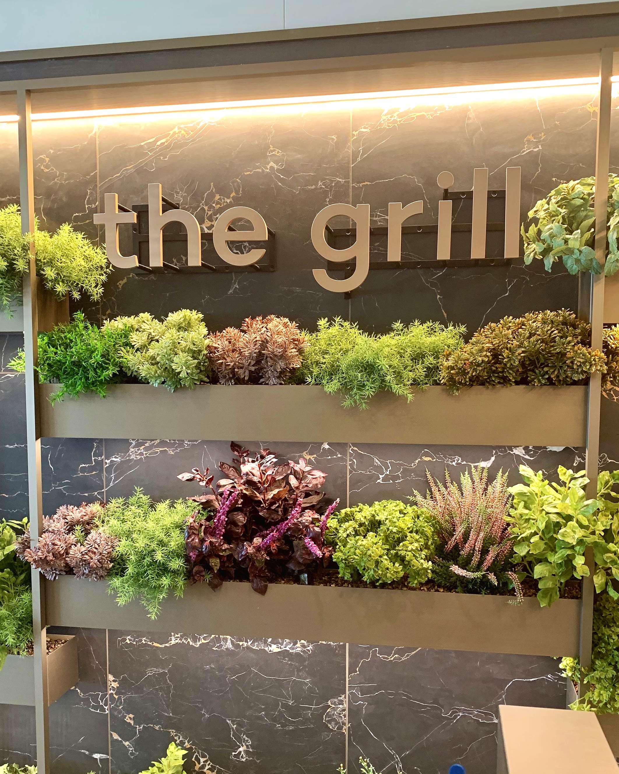 The Grill entrance