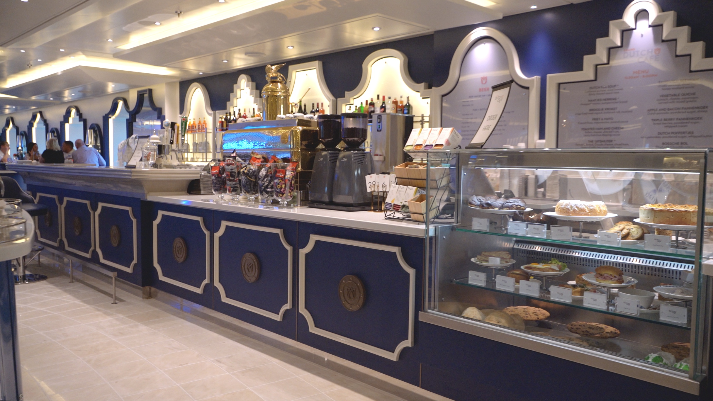 The Grand Cafe bar
