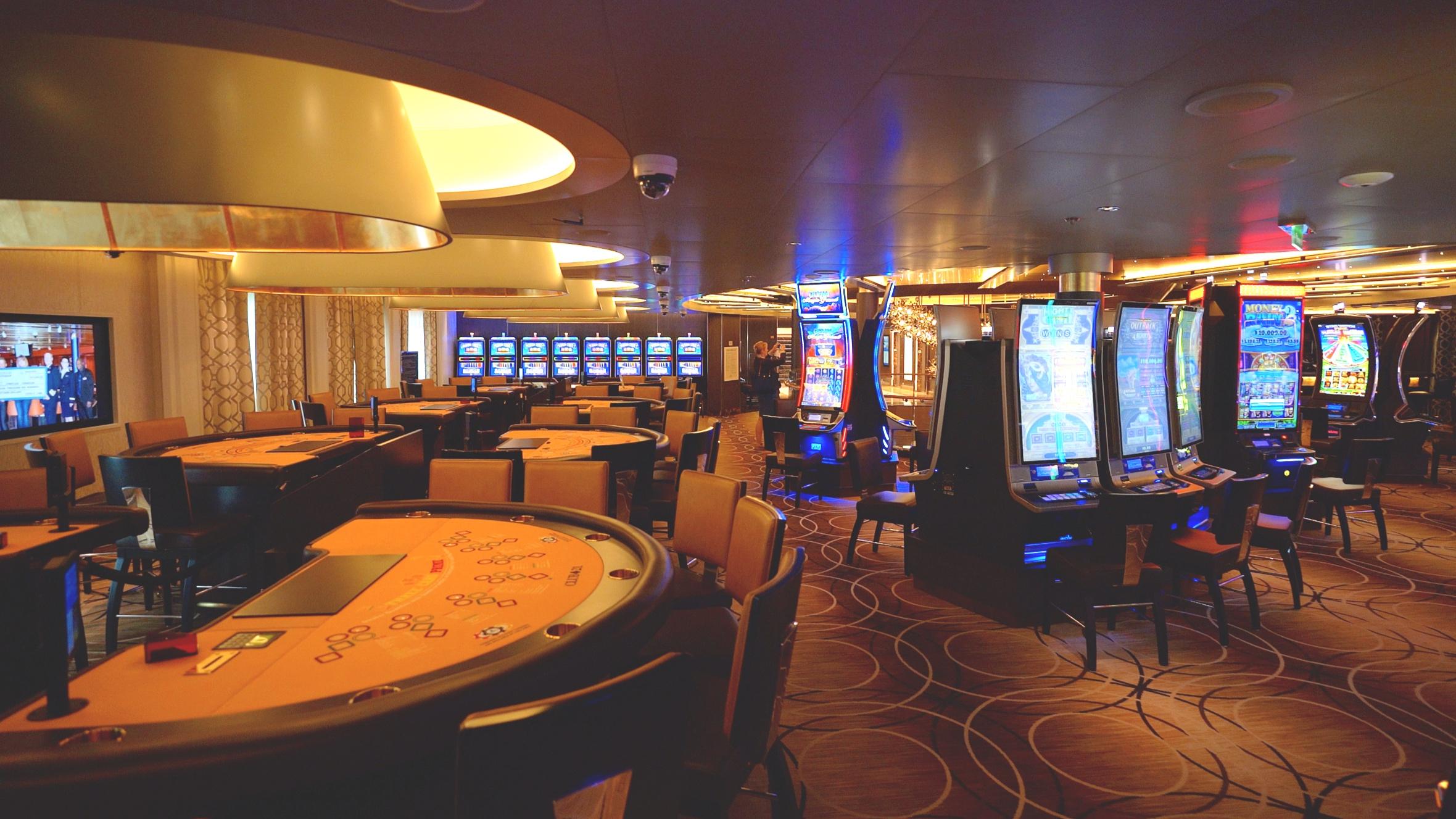 The large casino