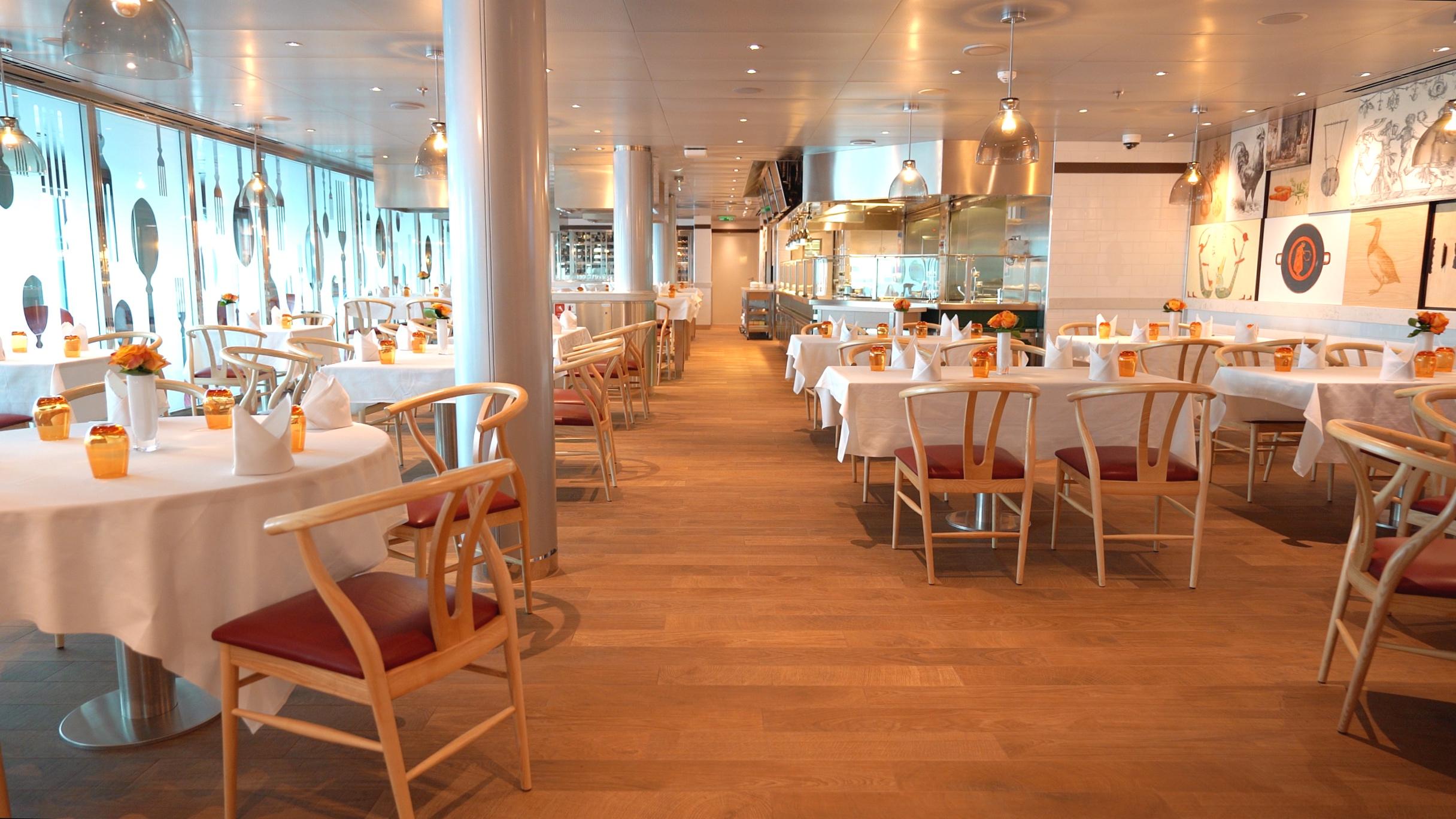 Club Orange restaurant