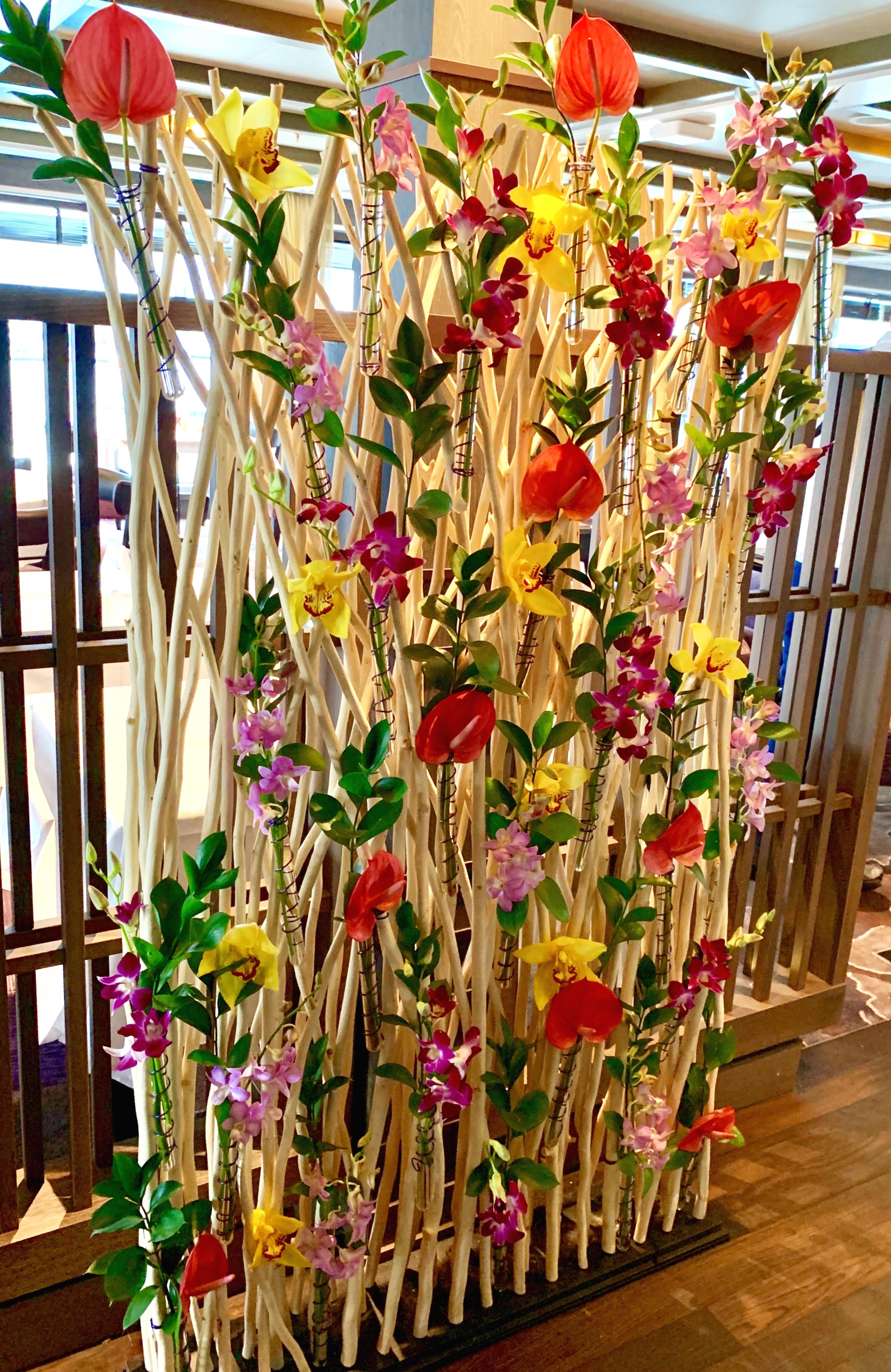 More flowers in Tamarind