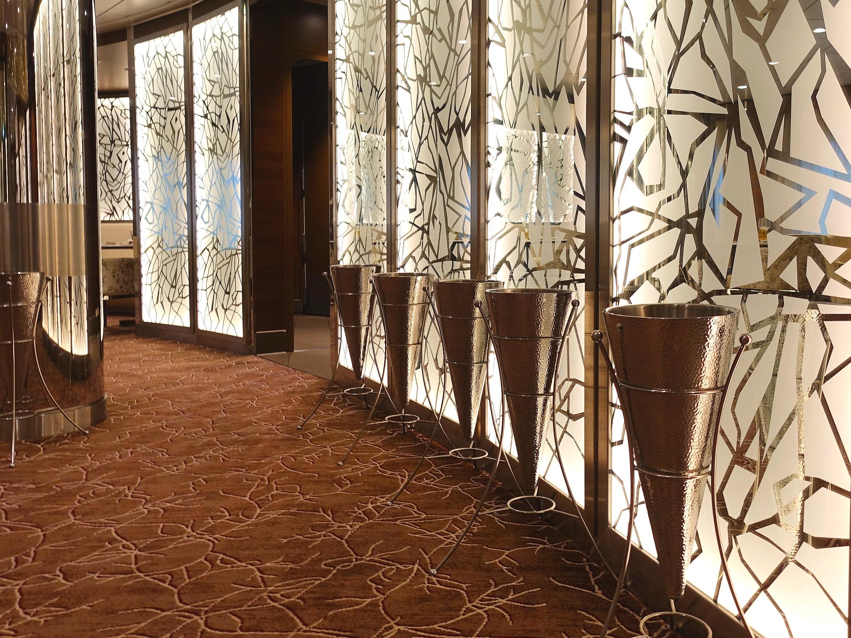 Luminae glass walls