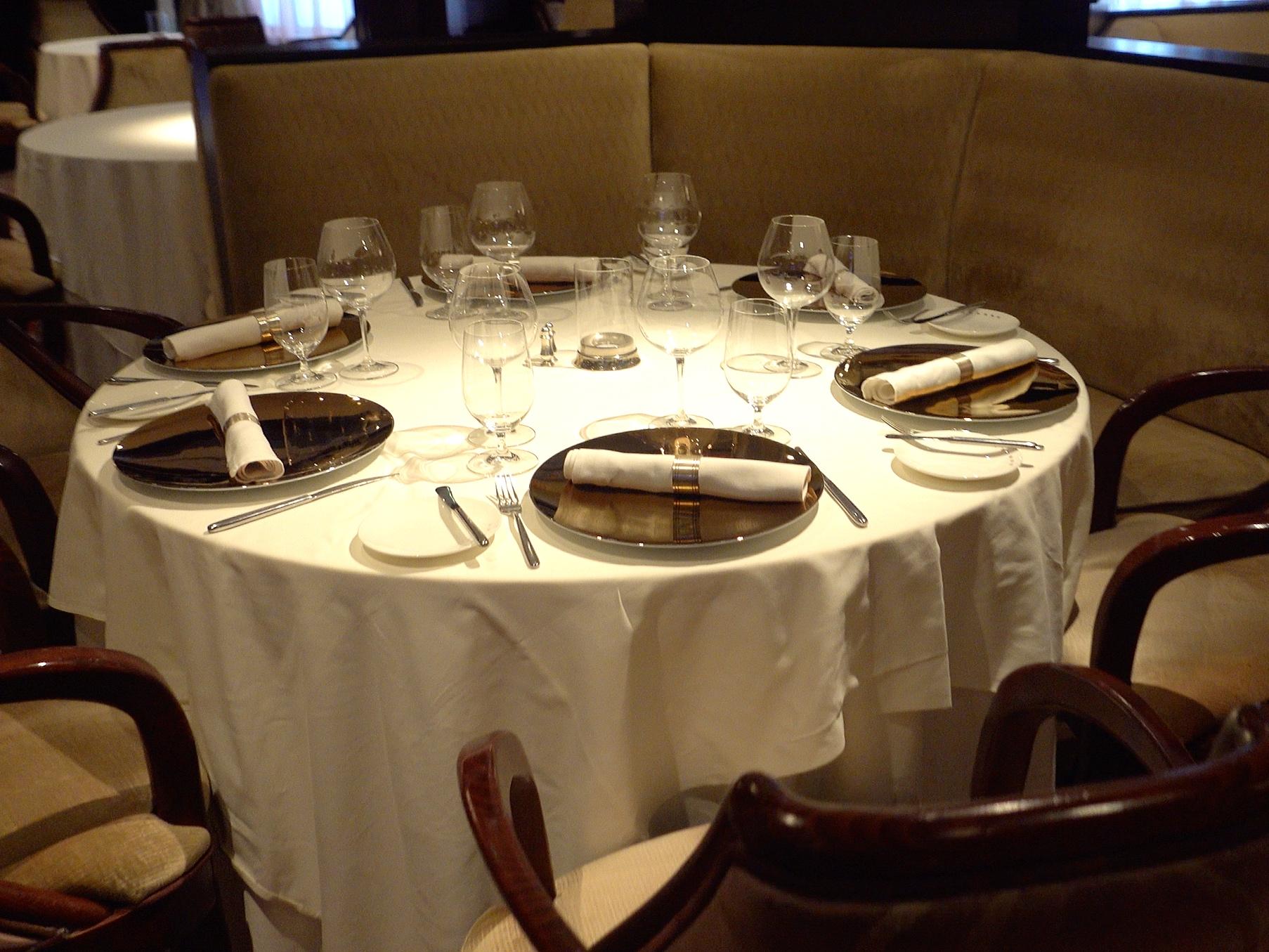 Murano tableware