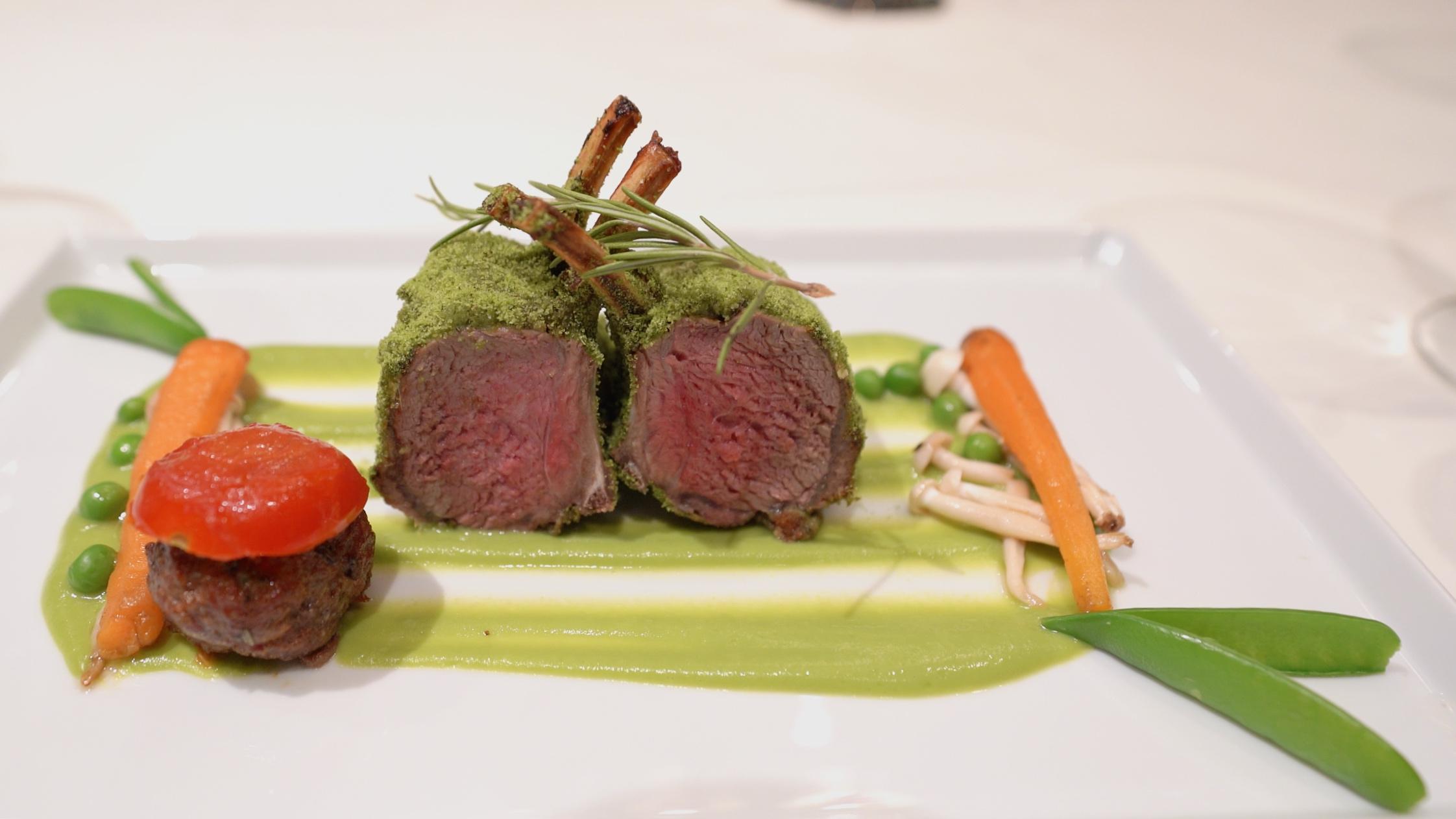 Murano lamb dish