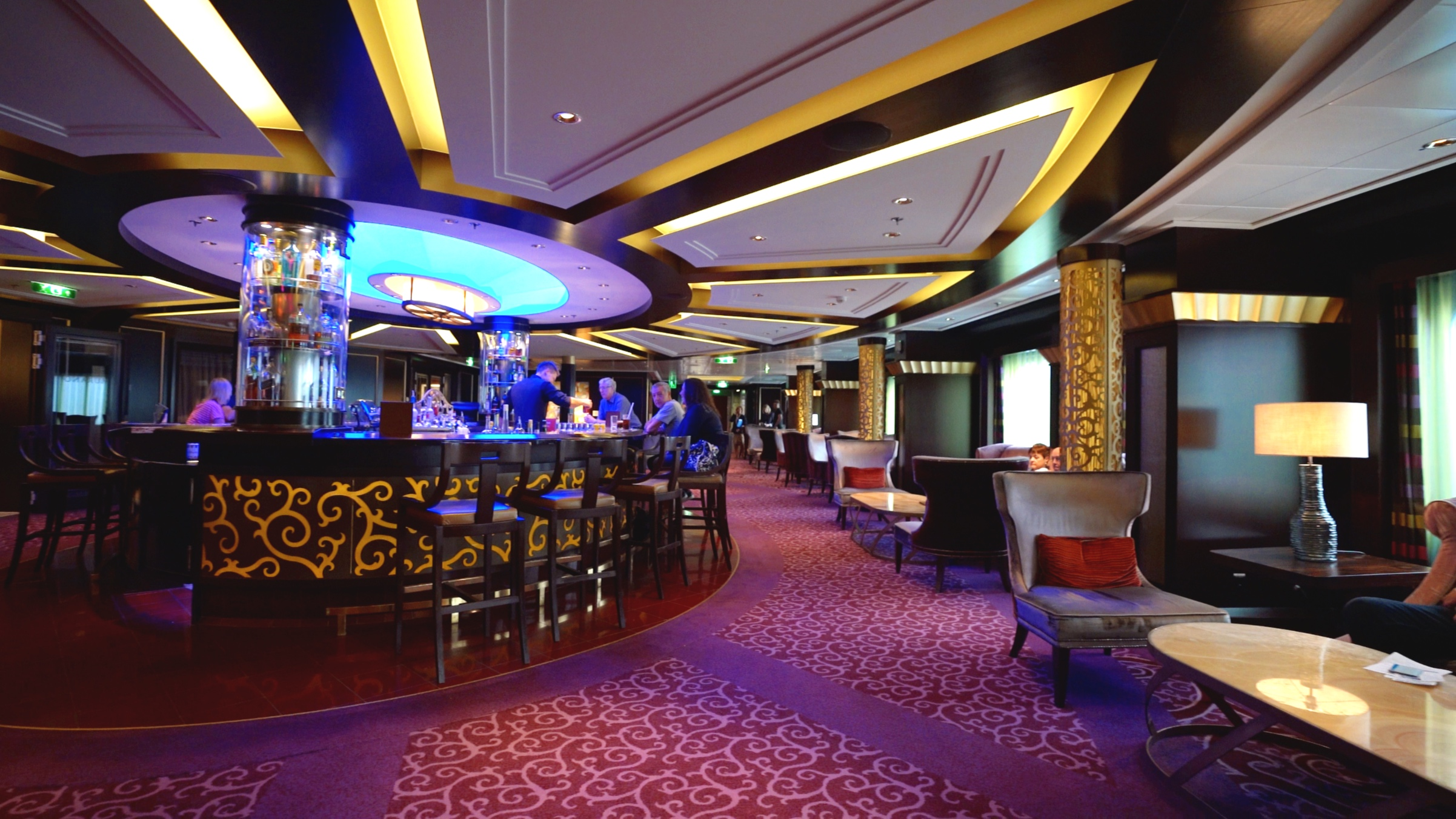 The Ensemble lounge and bar