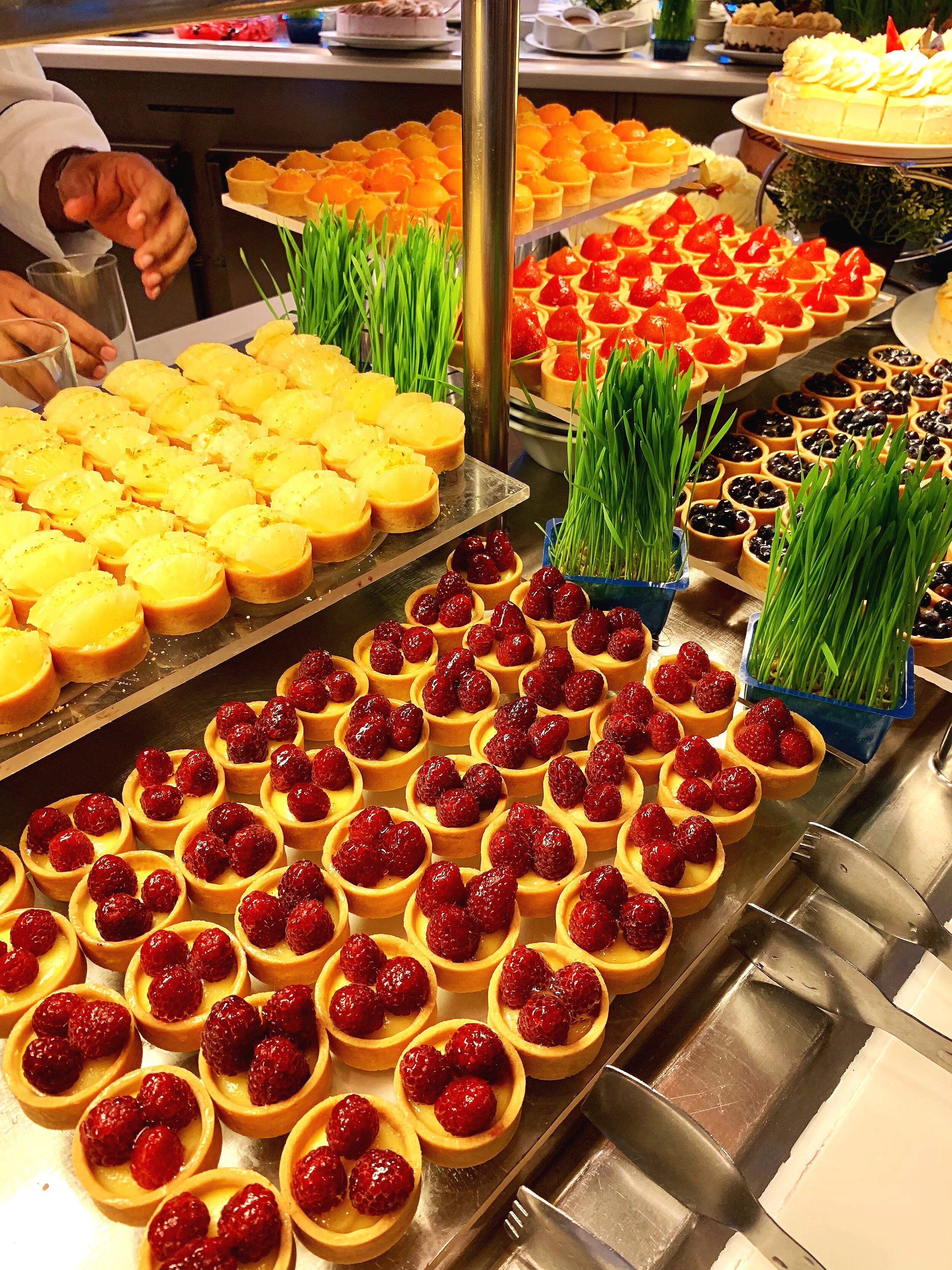 Featuring the work of some talented patisserie chefs.